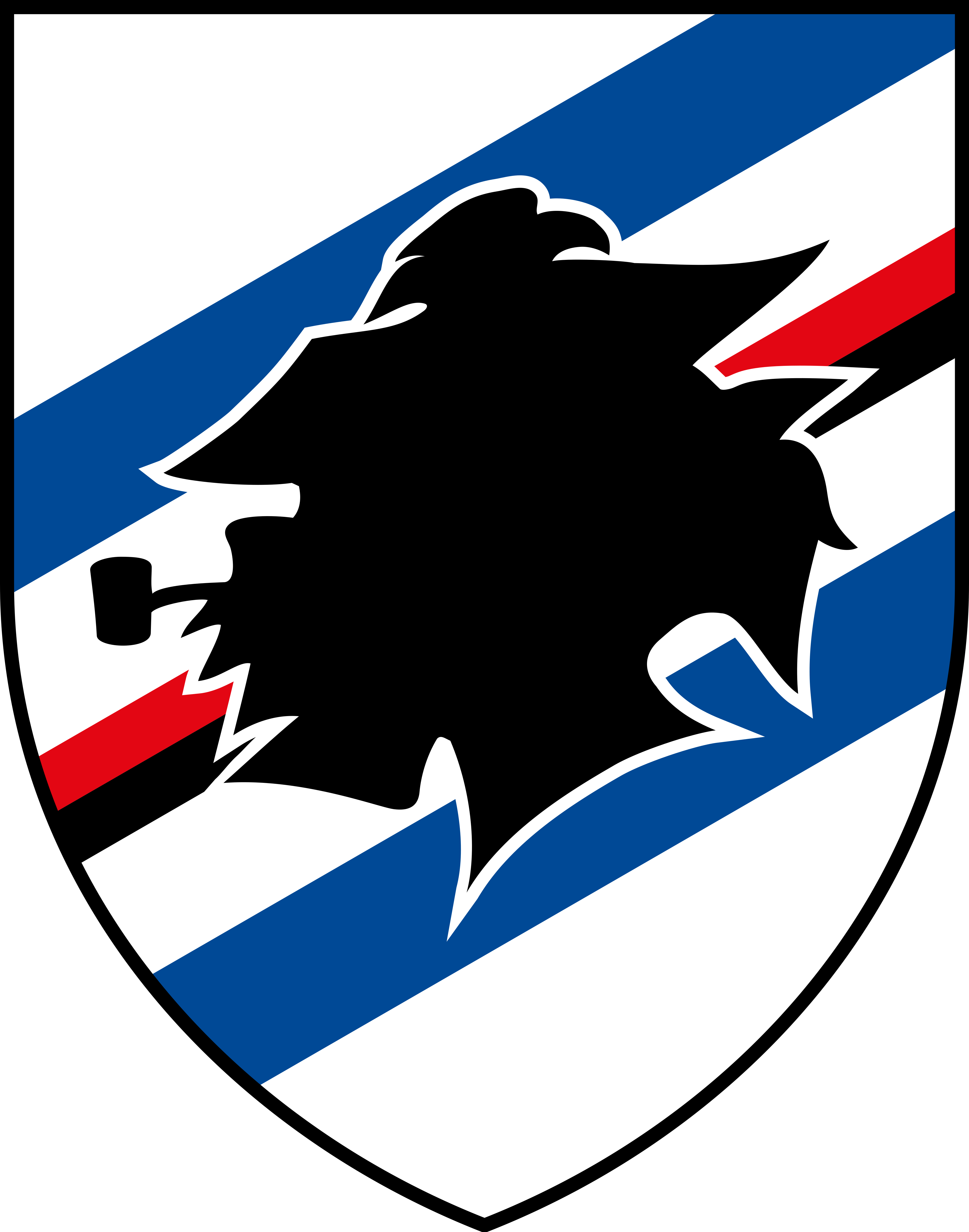 UC Sampdoria Logo.