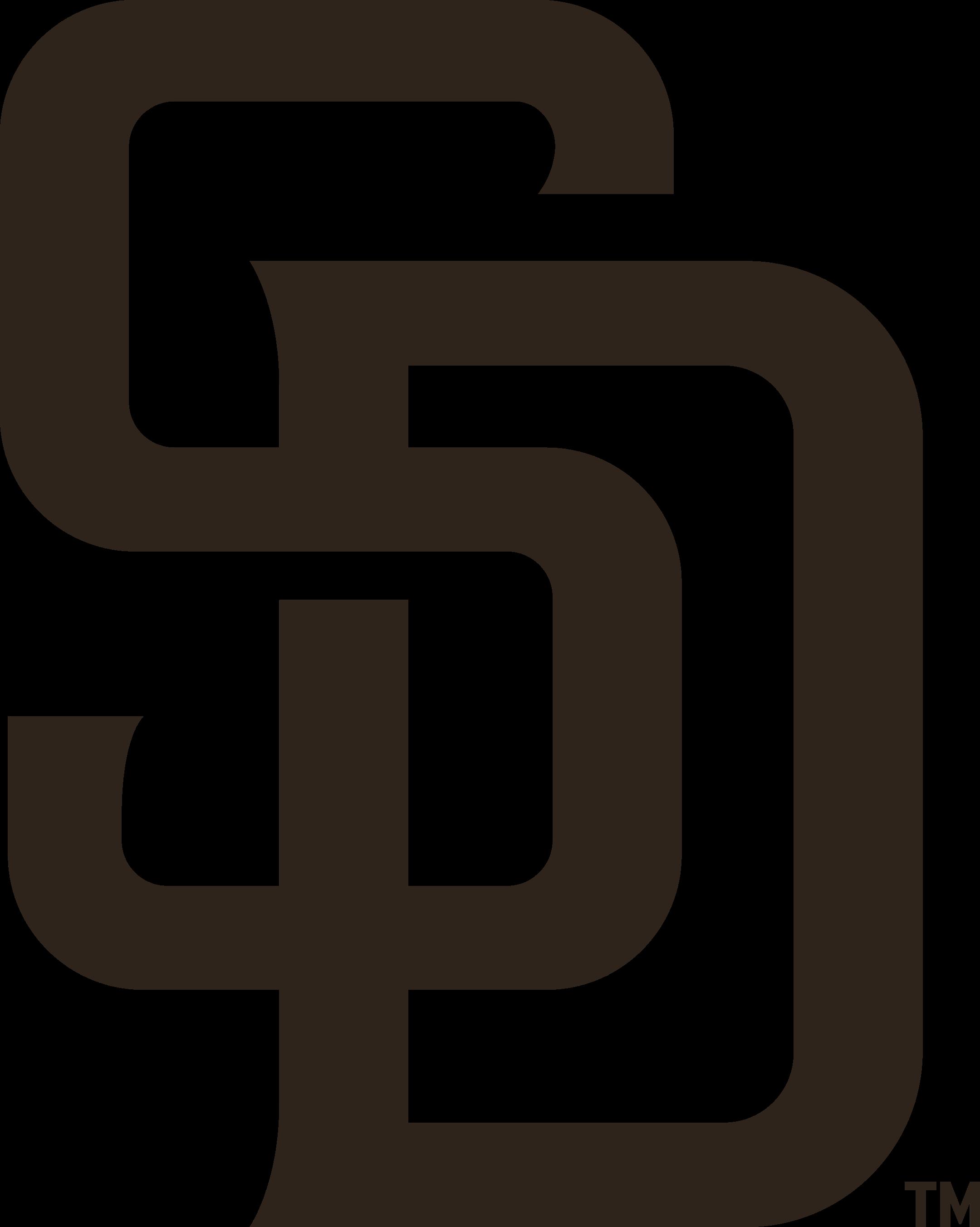 san diego padres logo 2 - San Diego Padres Logo