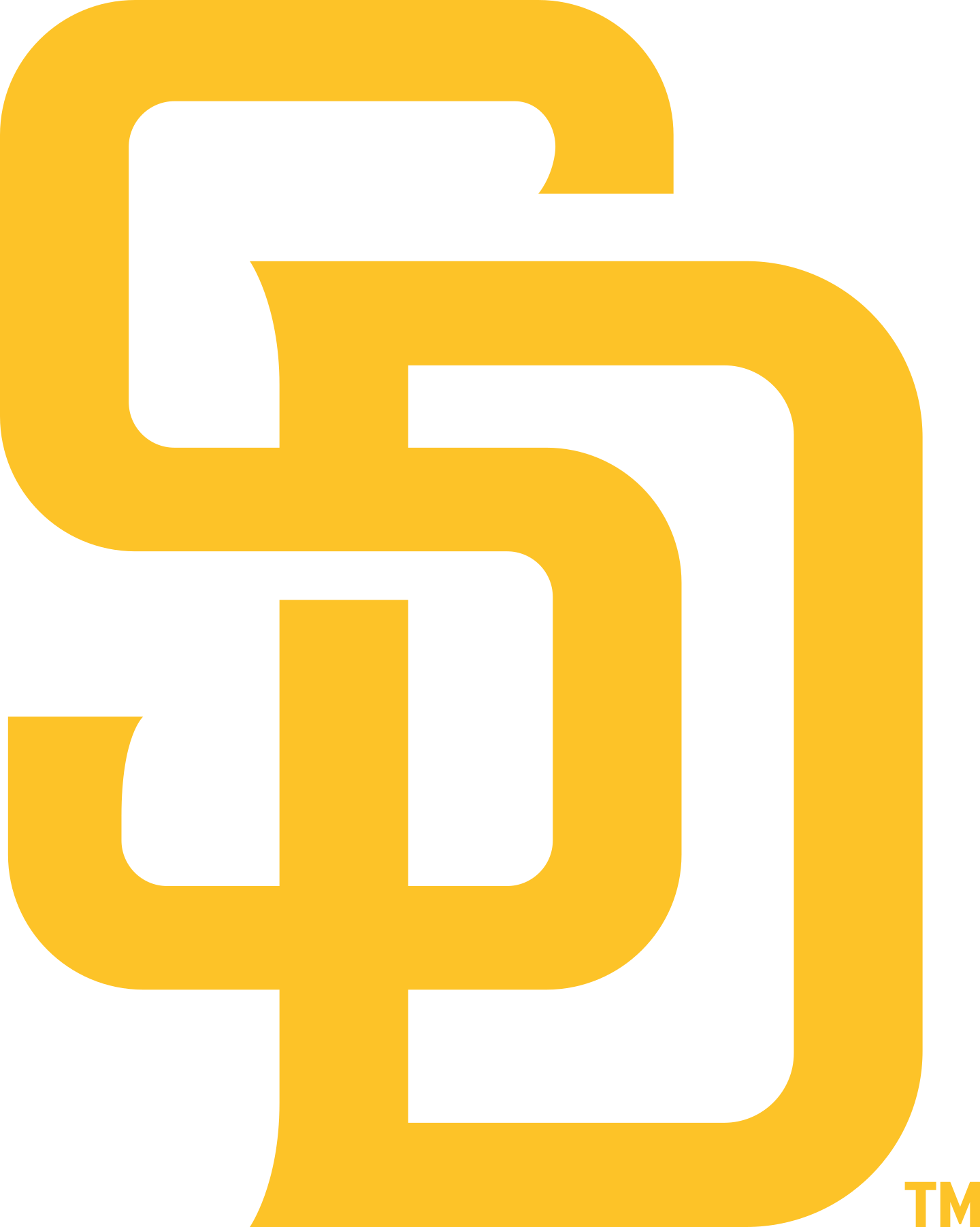 san diego padres logo 3 - San Diego Padres Logo
