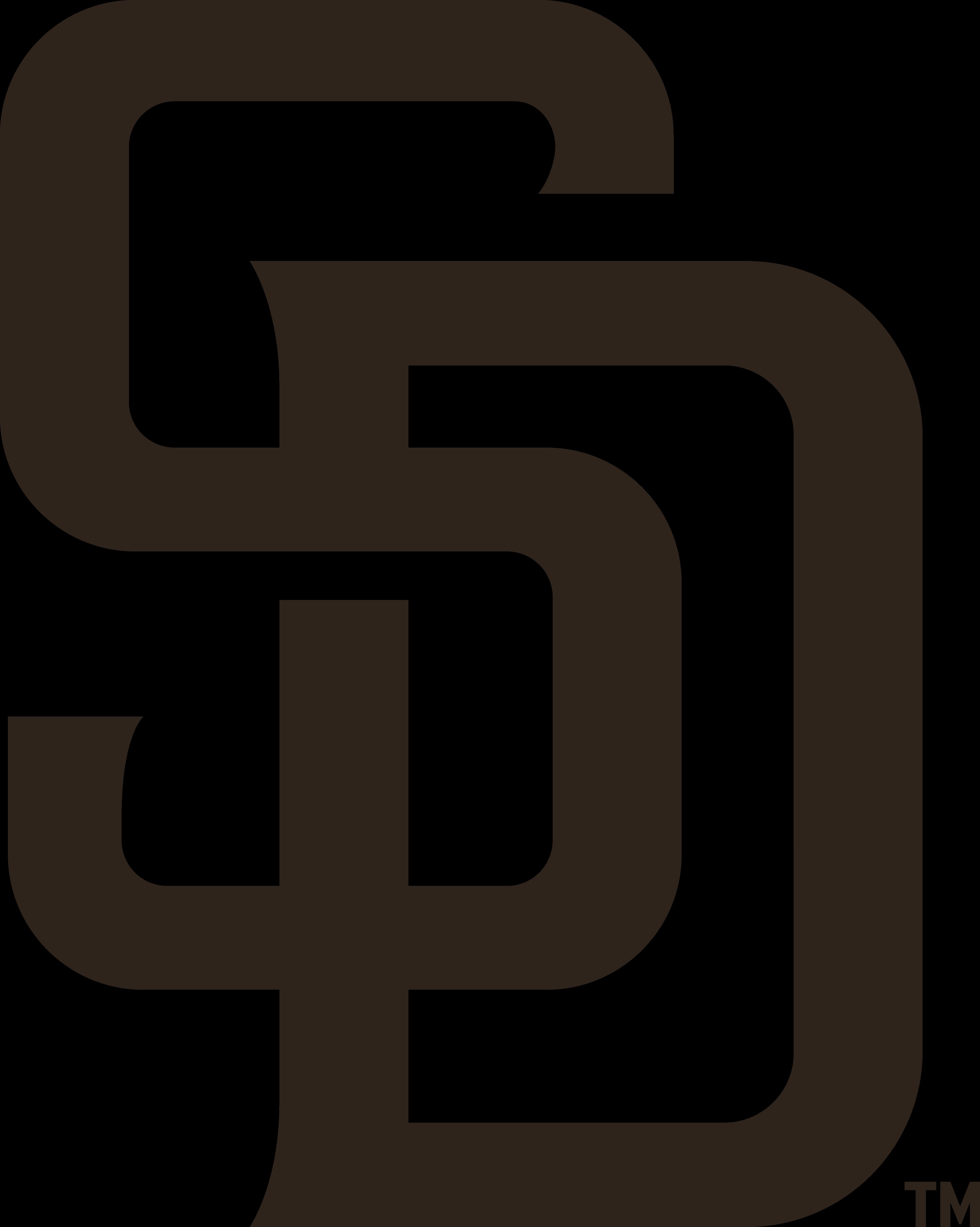 San Diego Padres Logo.
