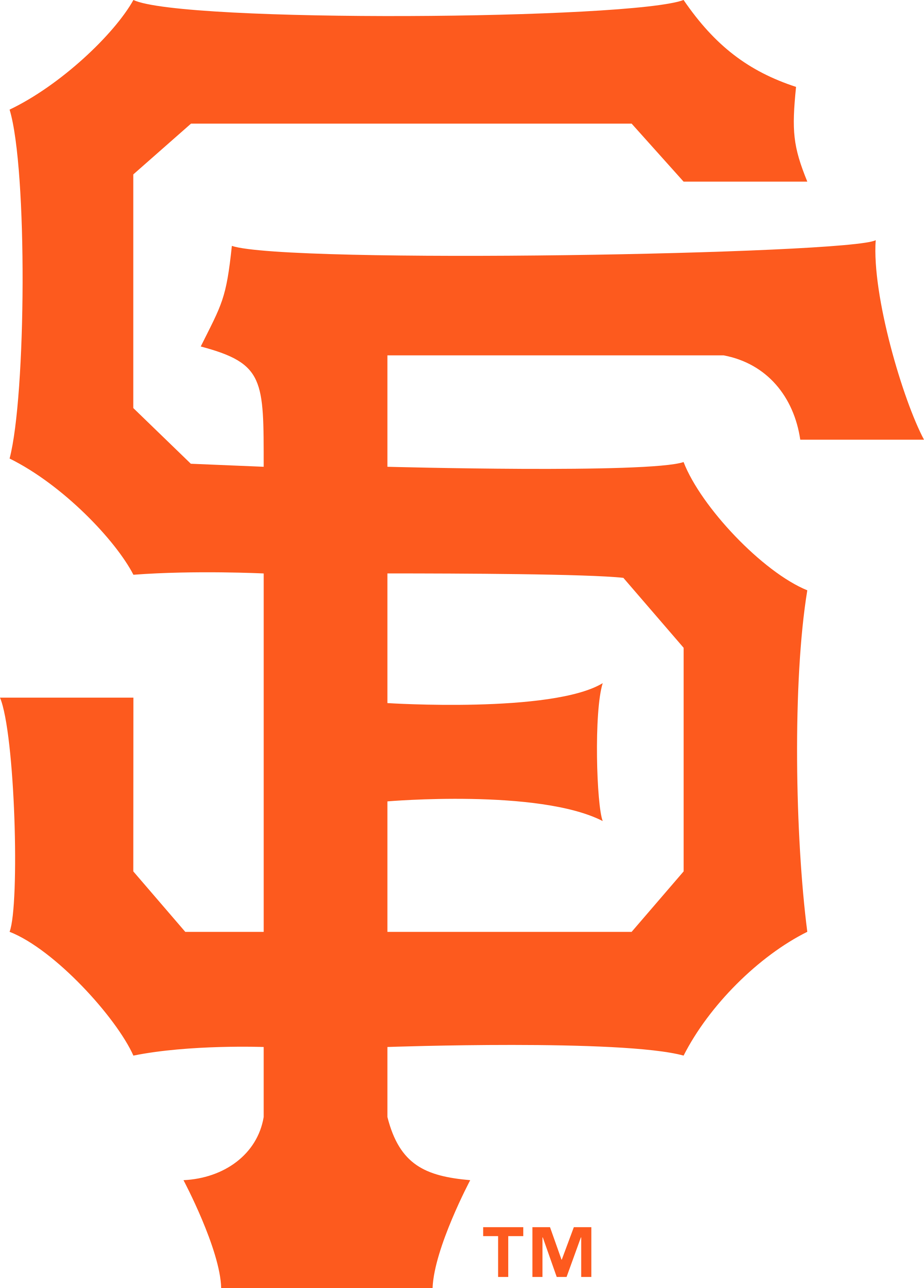san francisco giants logo 1 - San Francisco Giants Logo