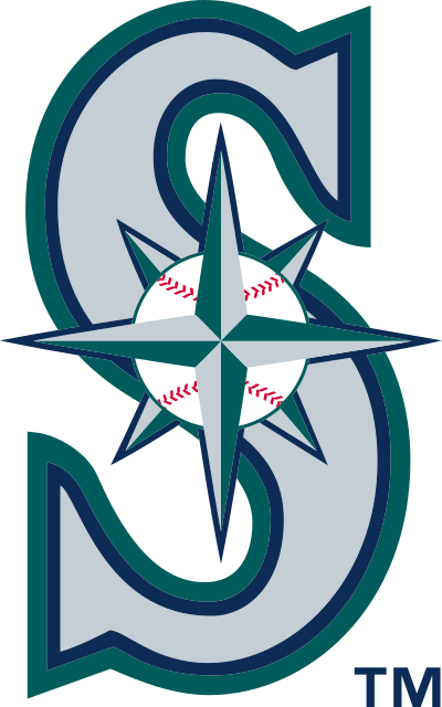 seattle mariners logo 4 - Seattle Mariners Logo