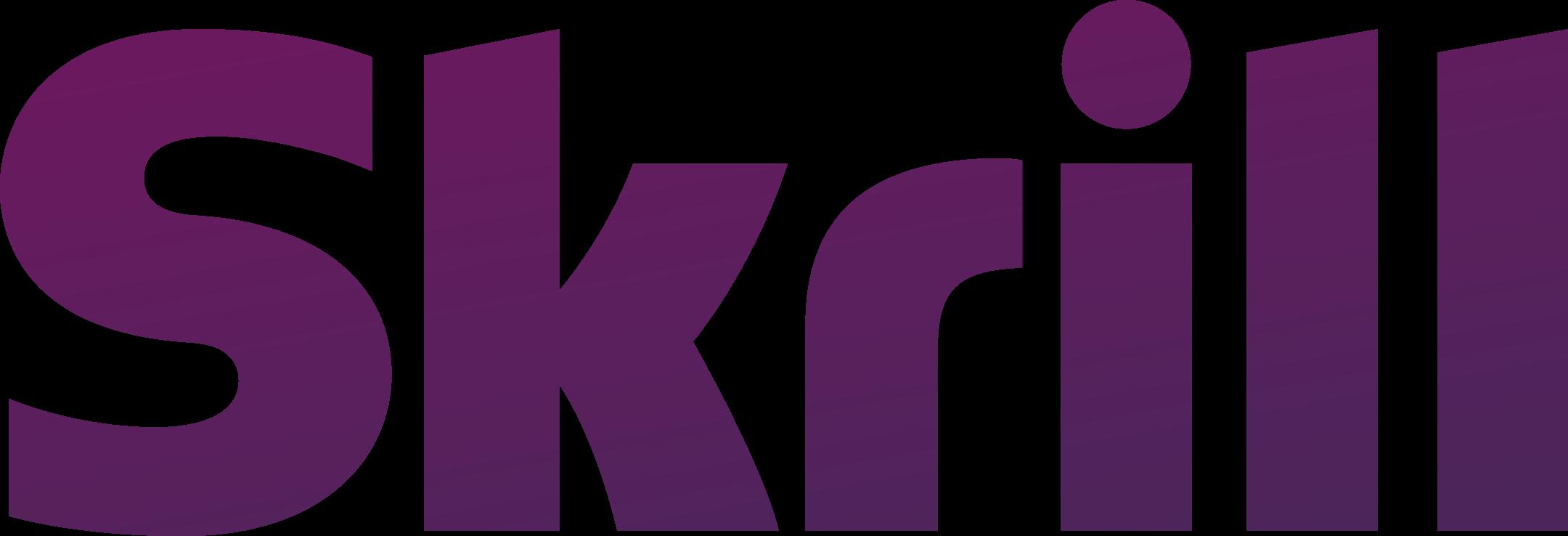 skrill logo 1 - Skrill Logo