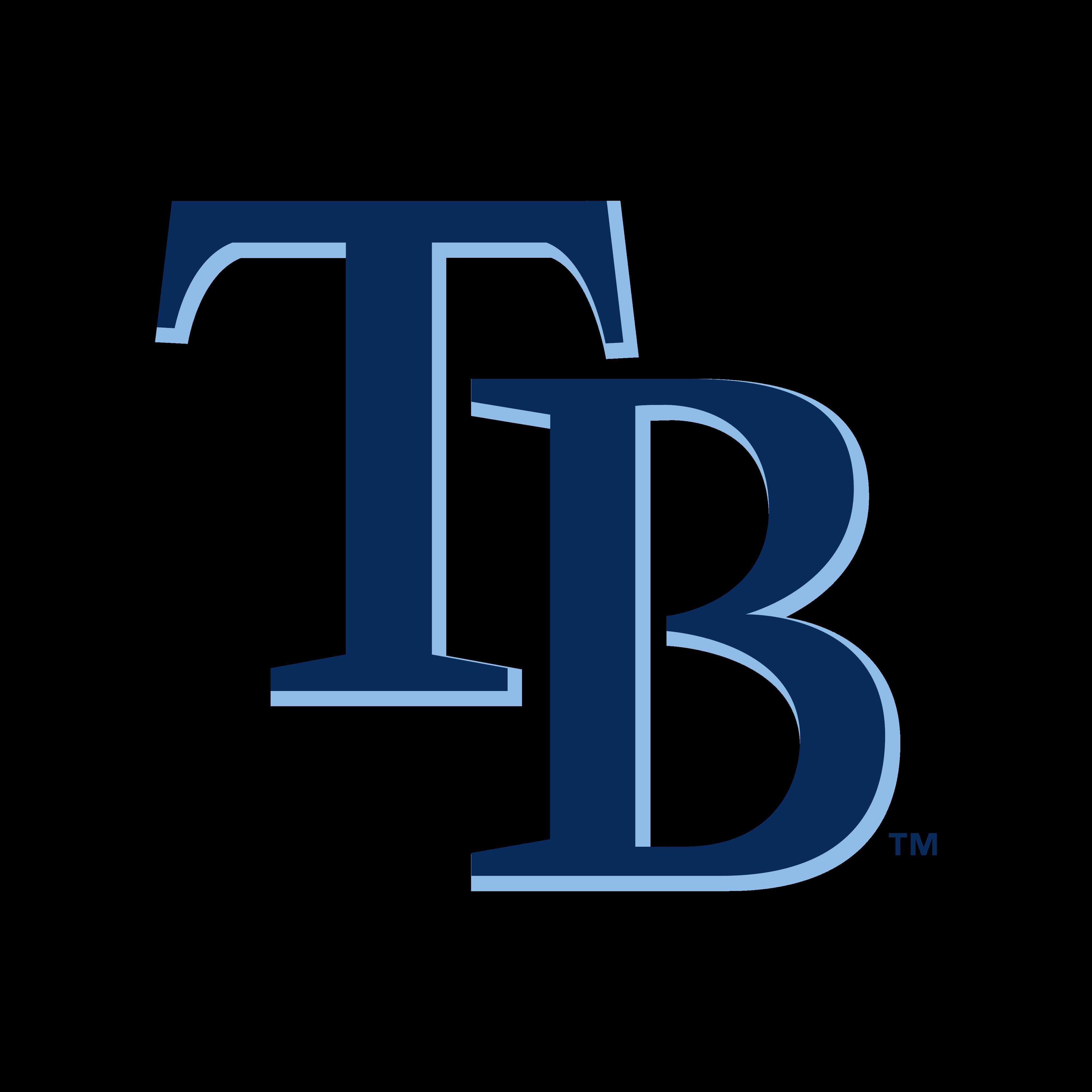 tampa bay rays logo 0 - Tampa Bay Rays Logo