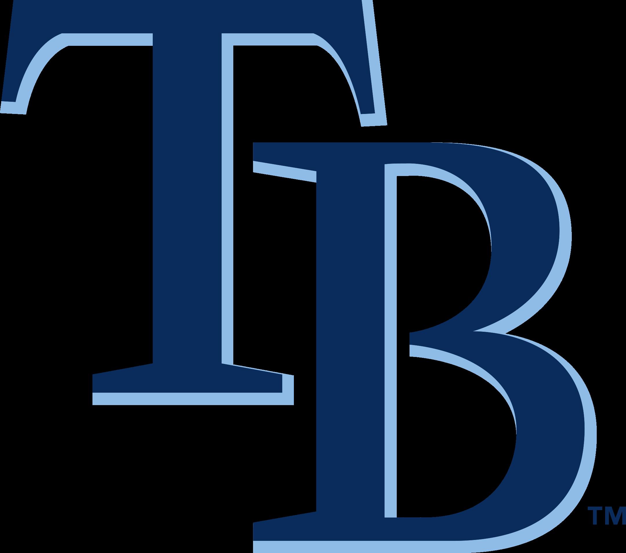 tampa bay rays logo 1 - Tampa Bay Rays Logo