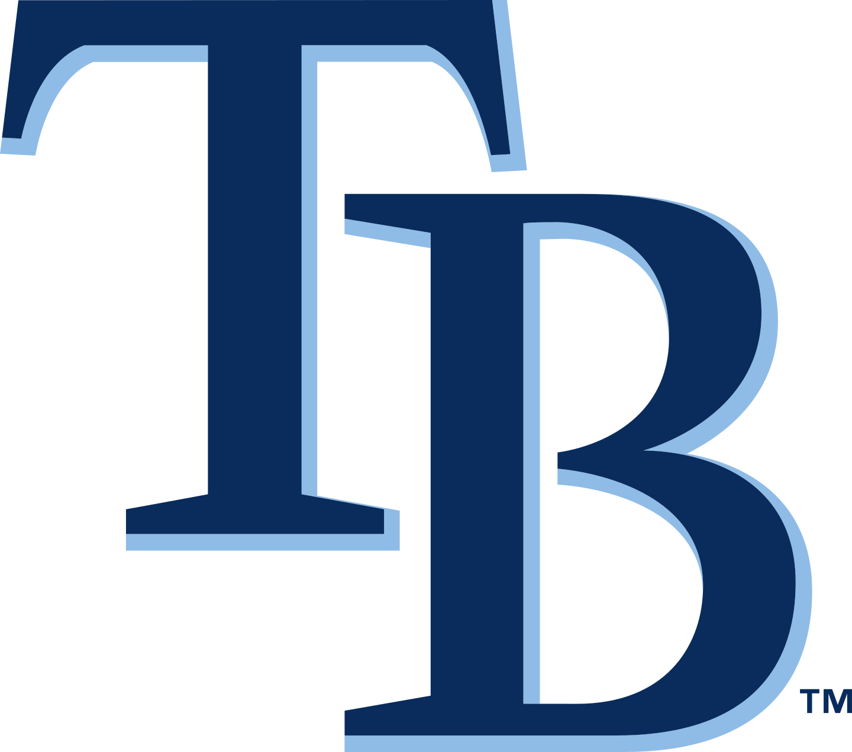 tampa bay rays logo 2 - Tampa Bay Rays Logo