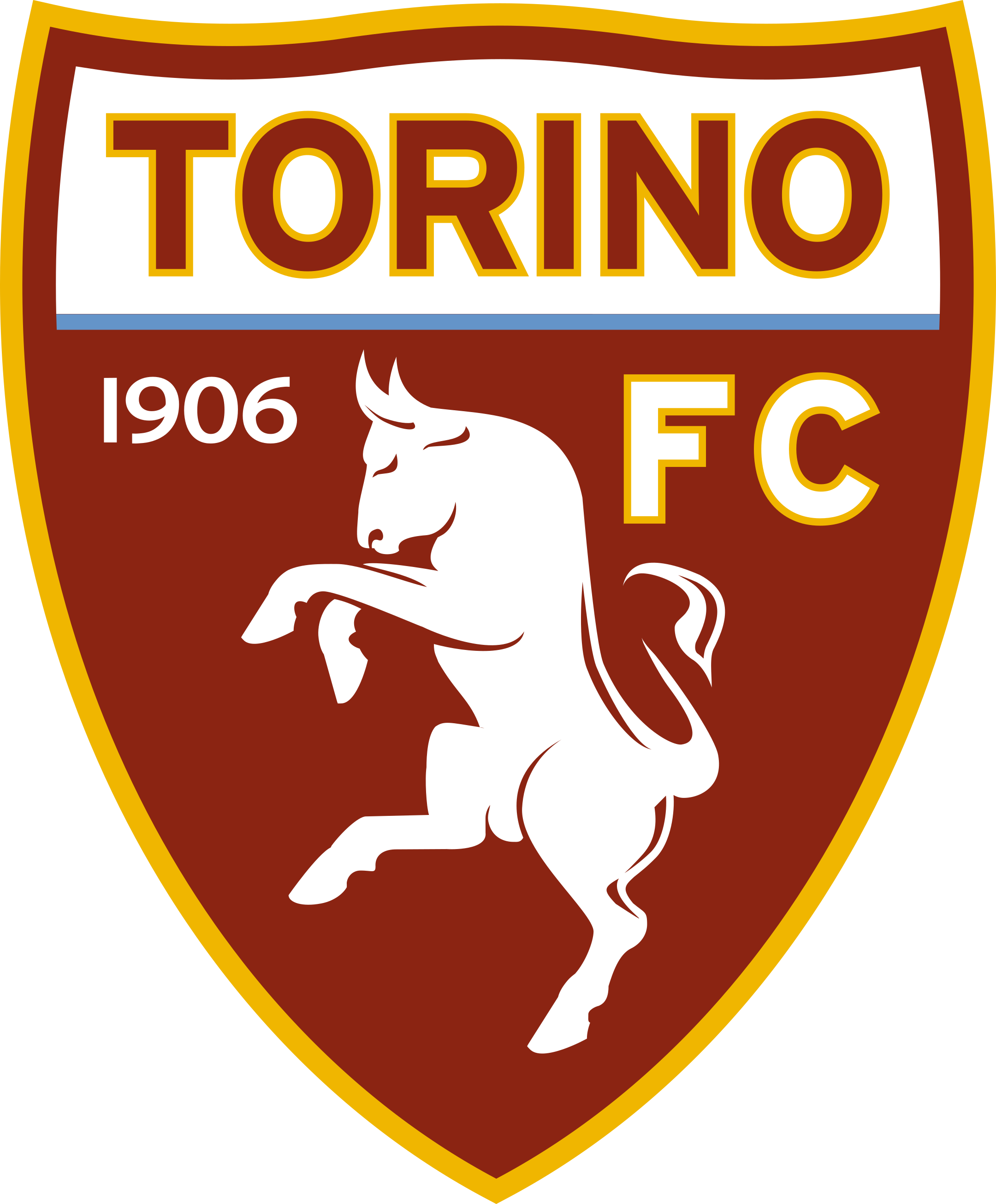torino fc logo 1 - Torino FC Logo