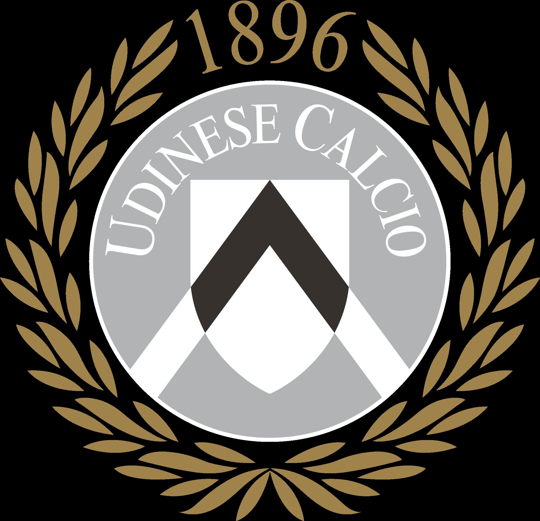 udinese logo 1 - Udinese Logo
