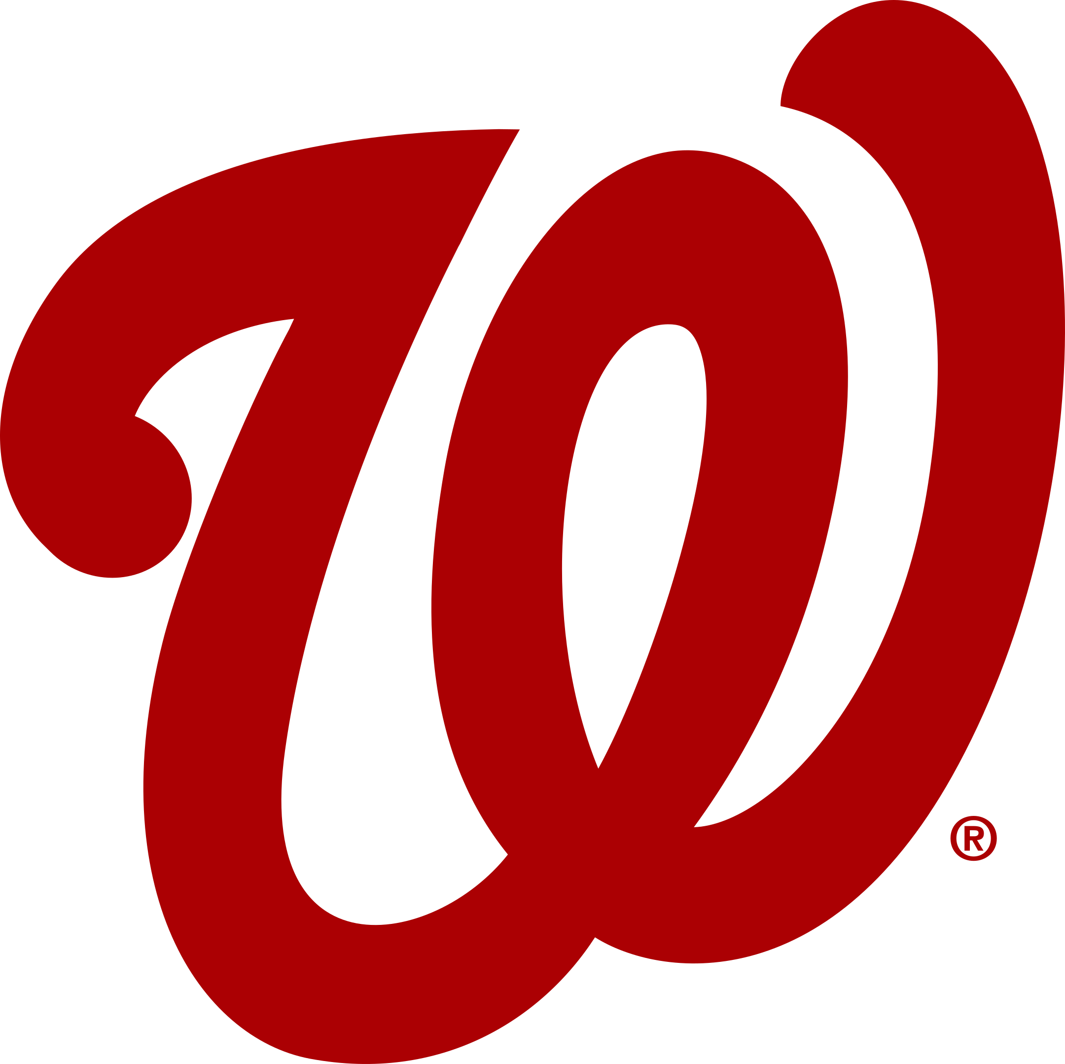 washington nationals logo 1 - Washington Nationals Logo