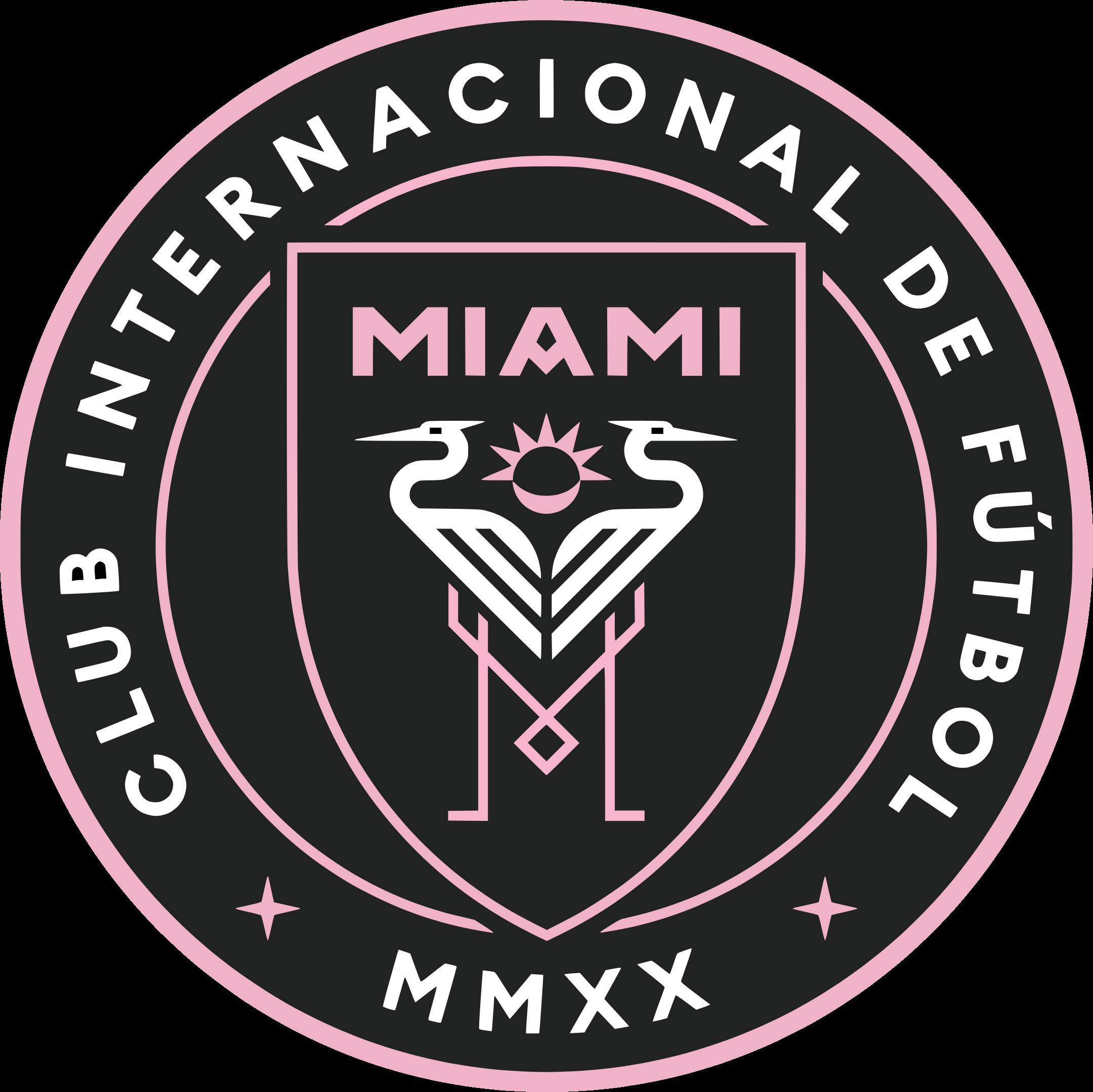 Inter miami cf logo 1 - Inter Miami CF Logo