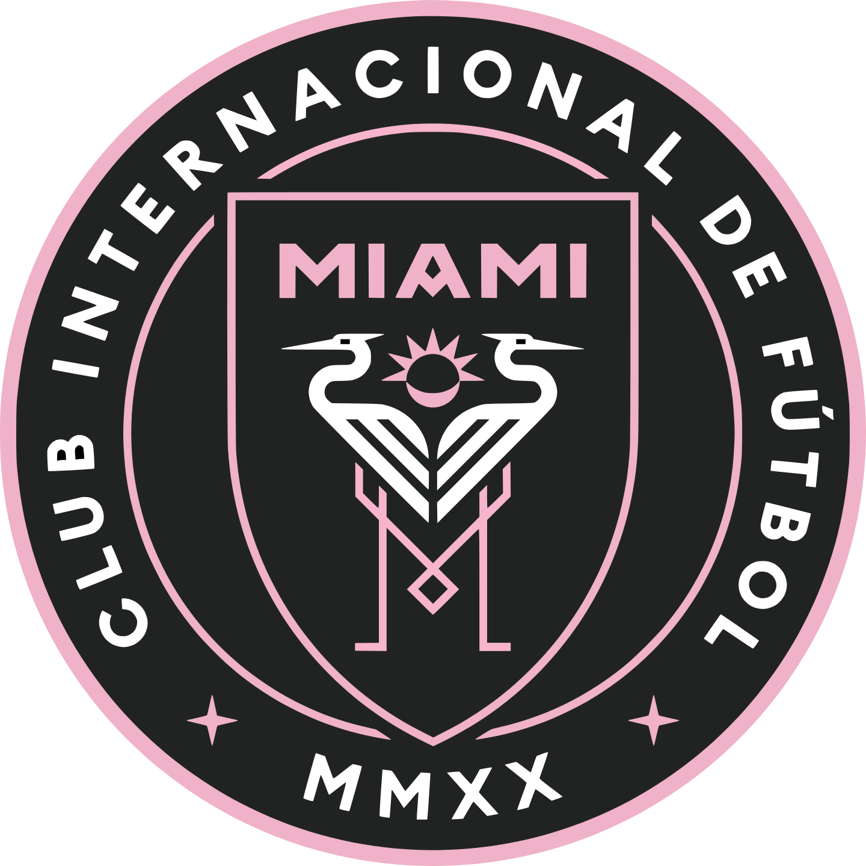 Inter miami cf logo 2 - Inter Miami CF Logo