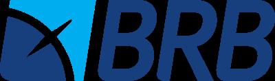 brb logo 3 - BRB Logo - Banco de Brasília Logo