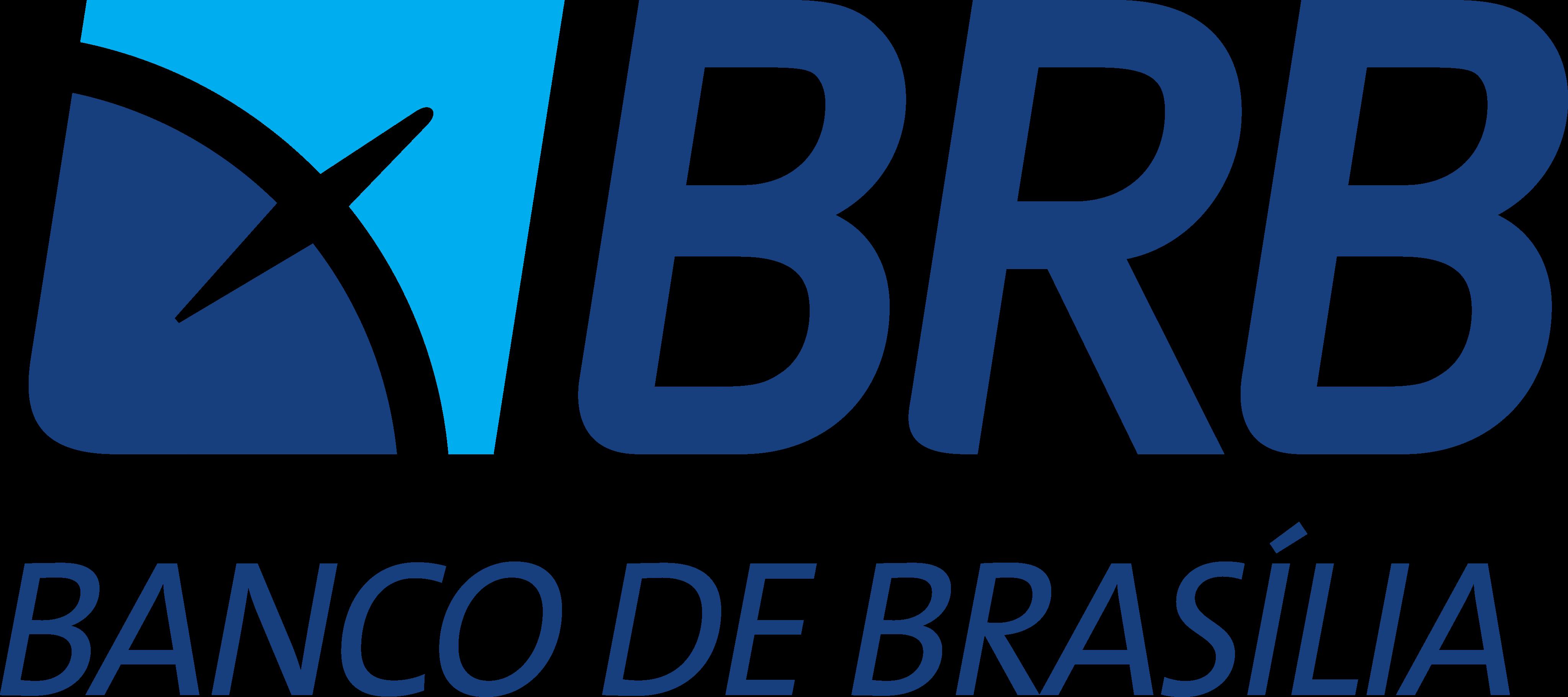 BRB Logo, Banco de Brasília.