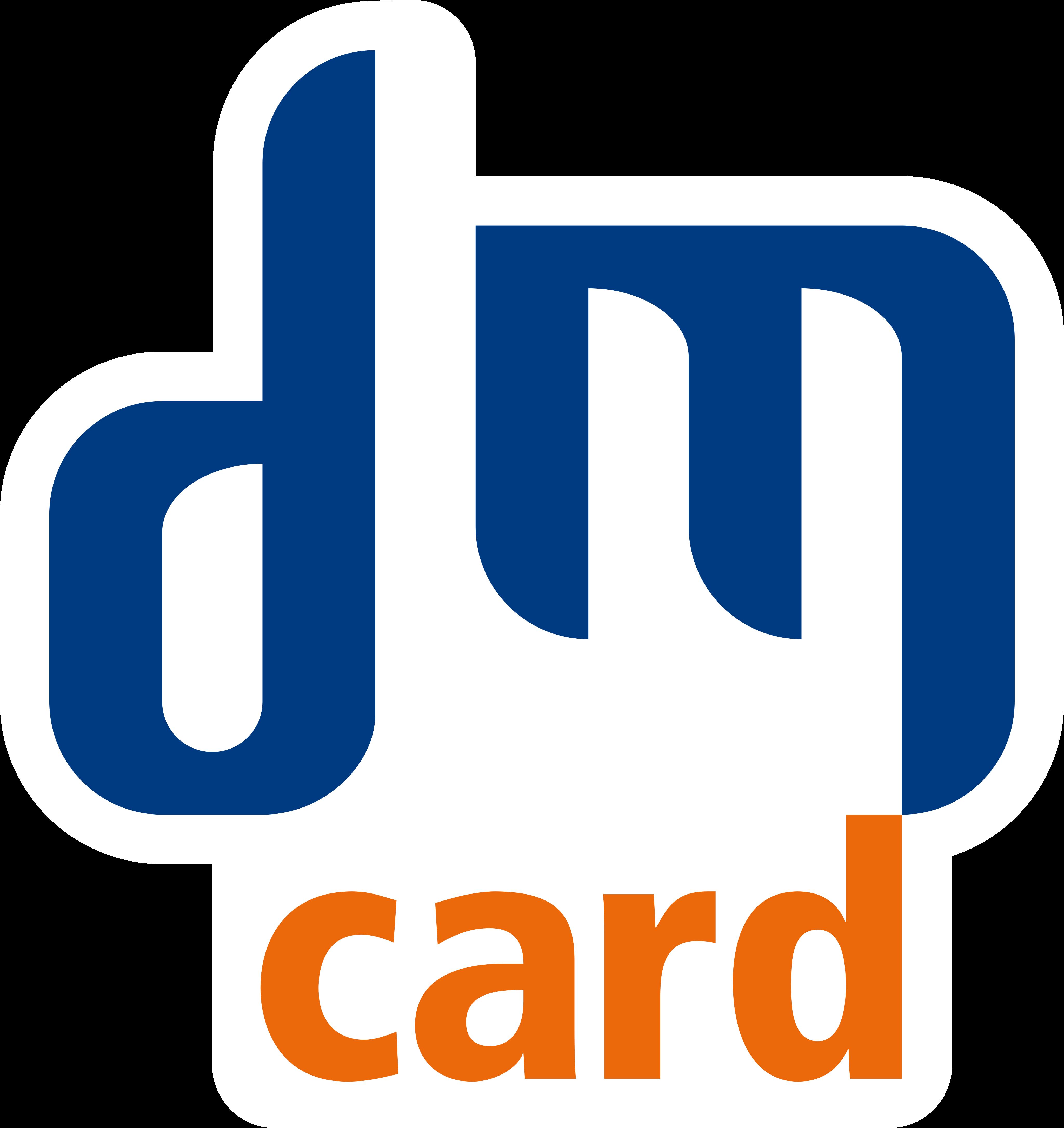 dm card logo 1 - DM Card Logo