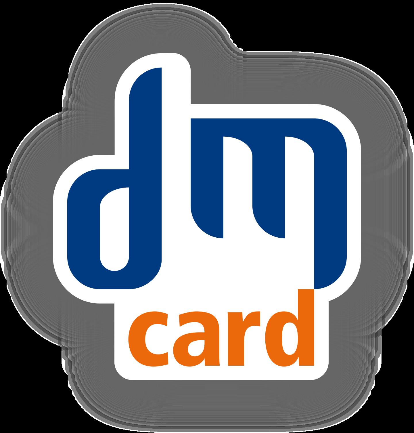 dm card logo 2 - DM Card Logo
