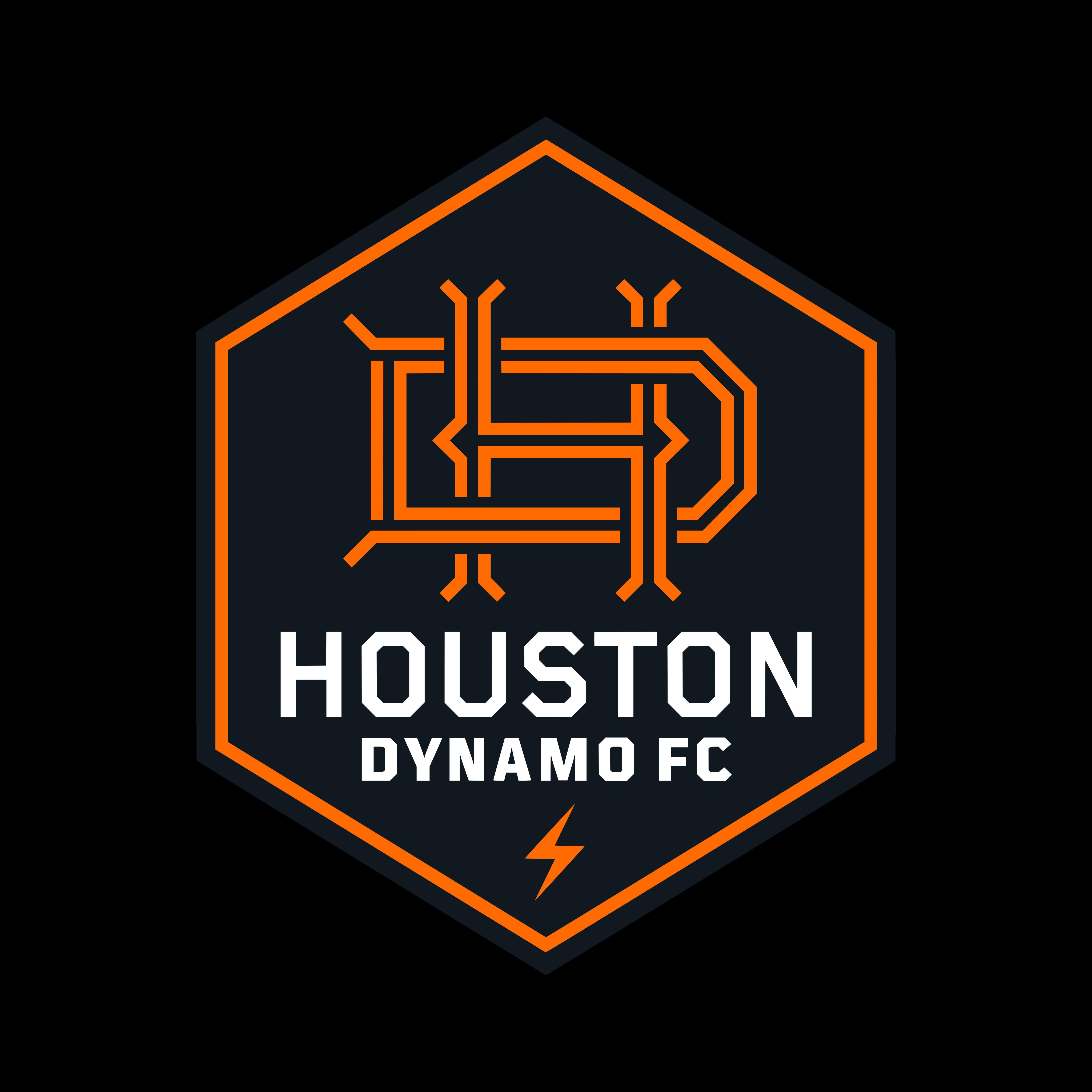 houston dynamo fc logo 0 - Houston Dynamo Logo