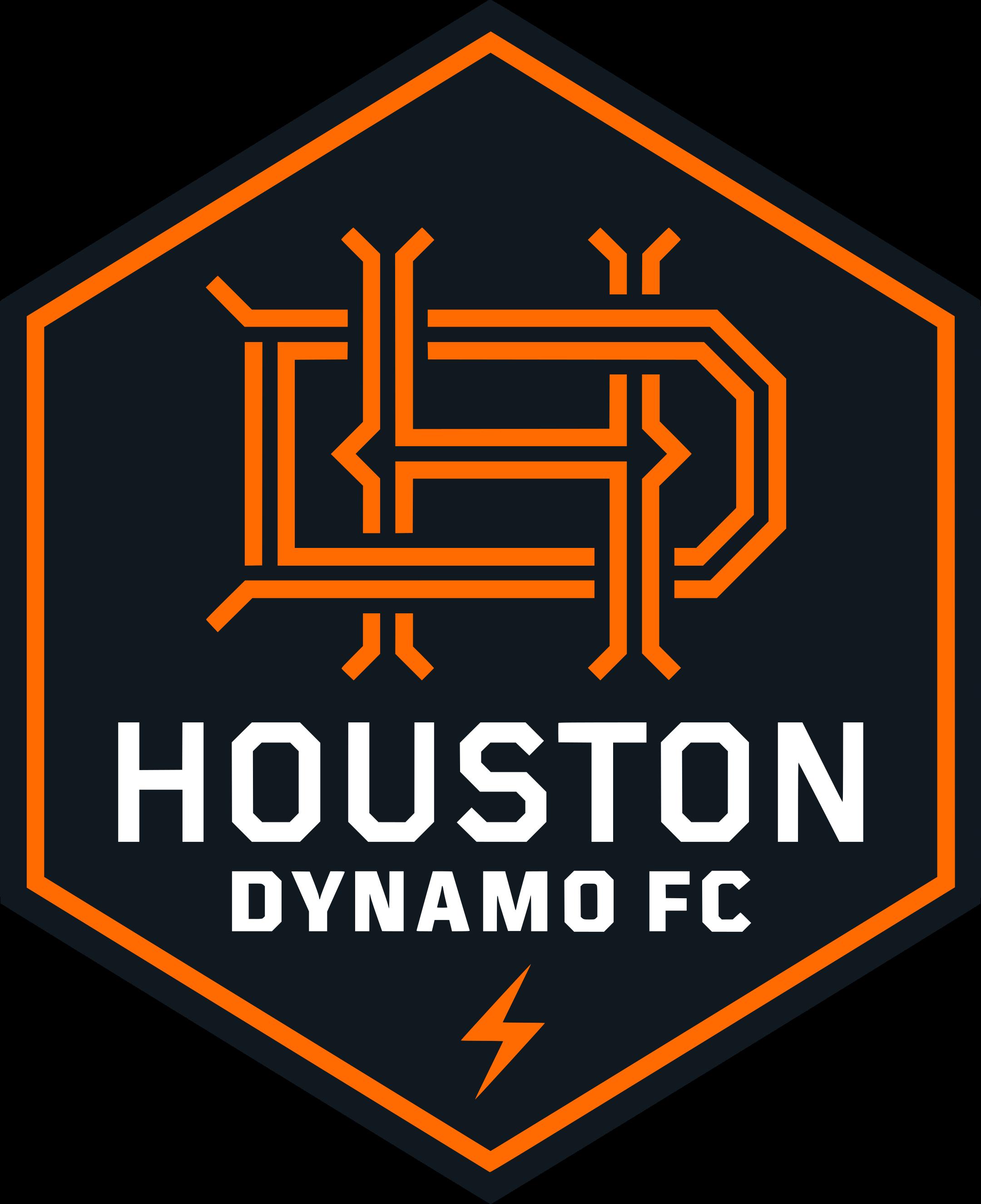 houston dynamo fc logo 1 - Houston Dynamo Logo