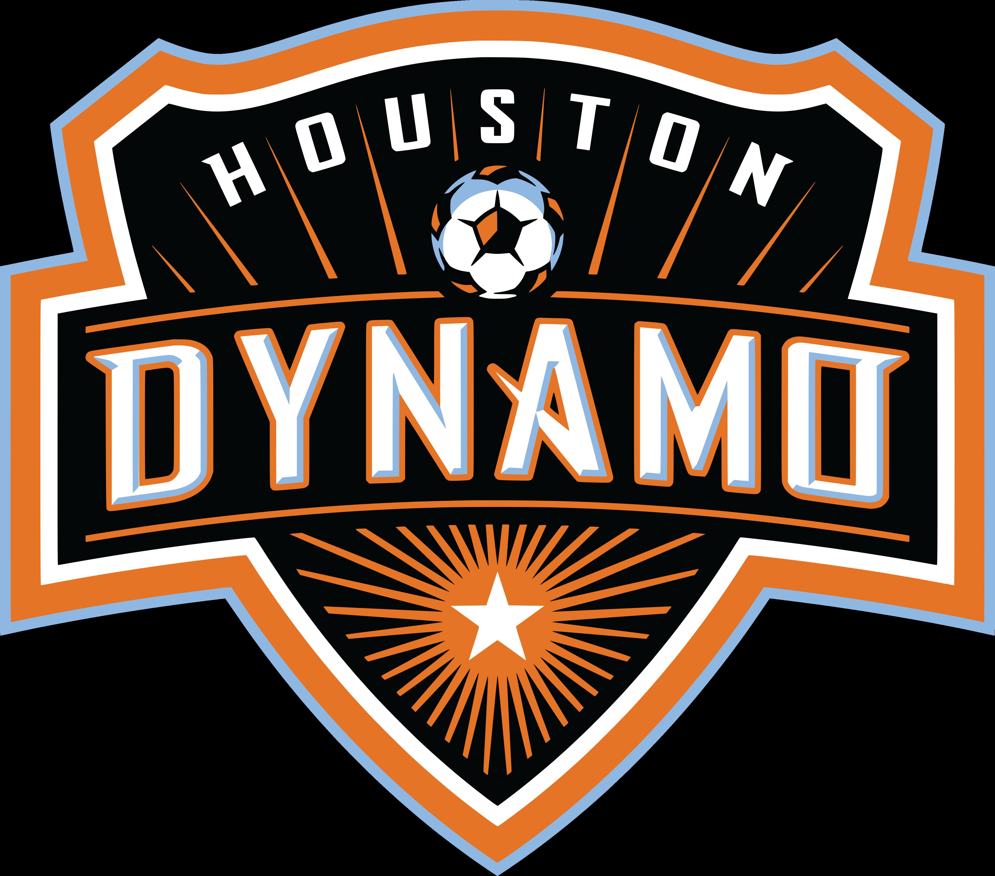 Houston Dynamo Logo.