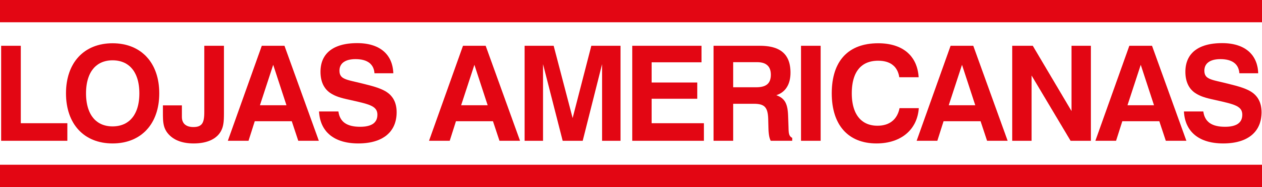 Lojas Americanas Logo.