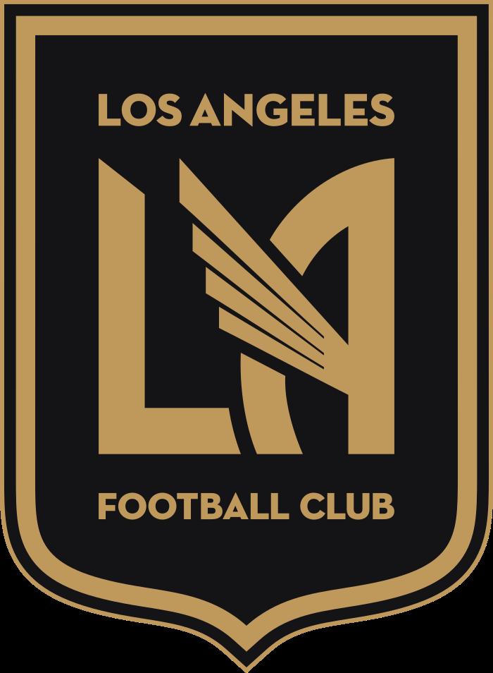 los angeles fc logo 3 - Los Angeles FC Logo