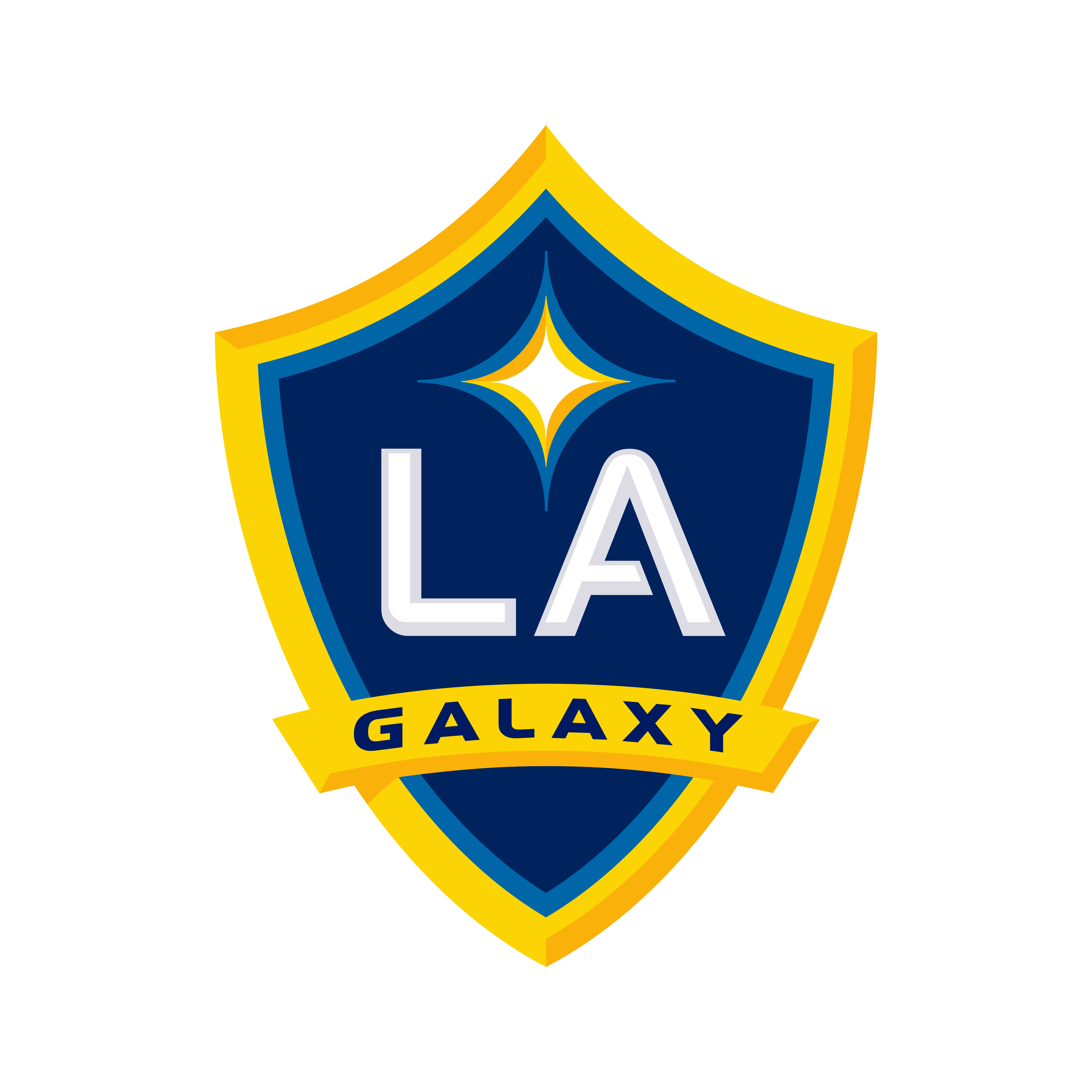 los angeles galaxy logo 0 - LA Galaxy Logo
