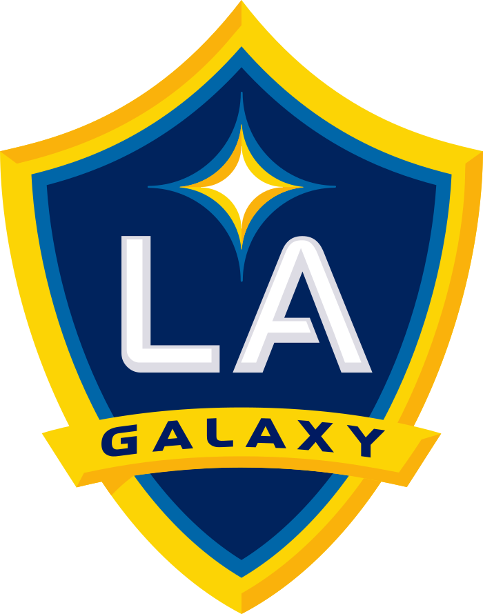 los angeles galaxy logo 3 - LA Galaxy Logo