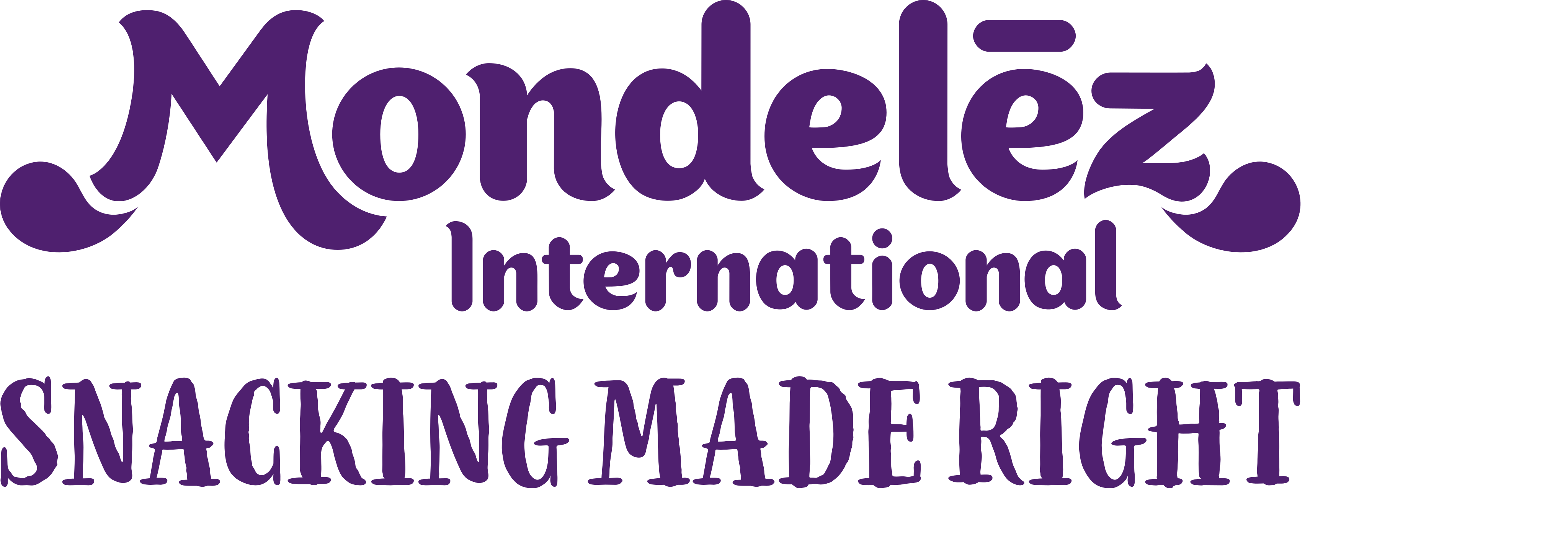 mondelez international logo 1 - Mondelēz International Logo