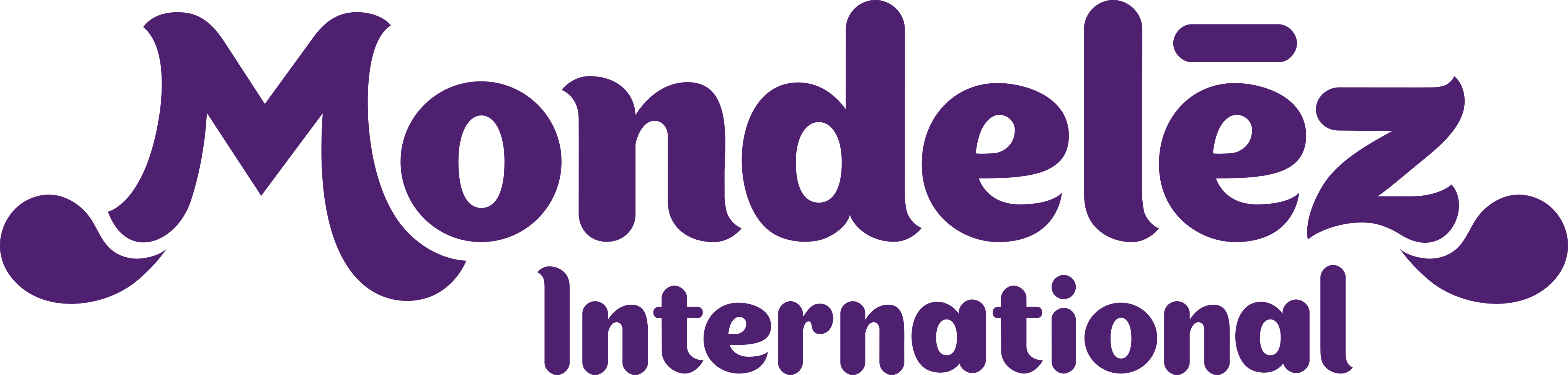 mondelez international logo - Mondelēz International Logo