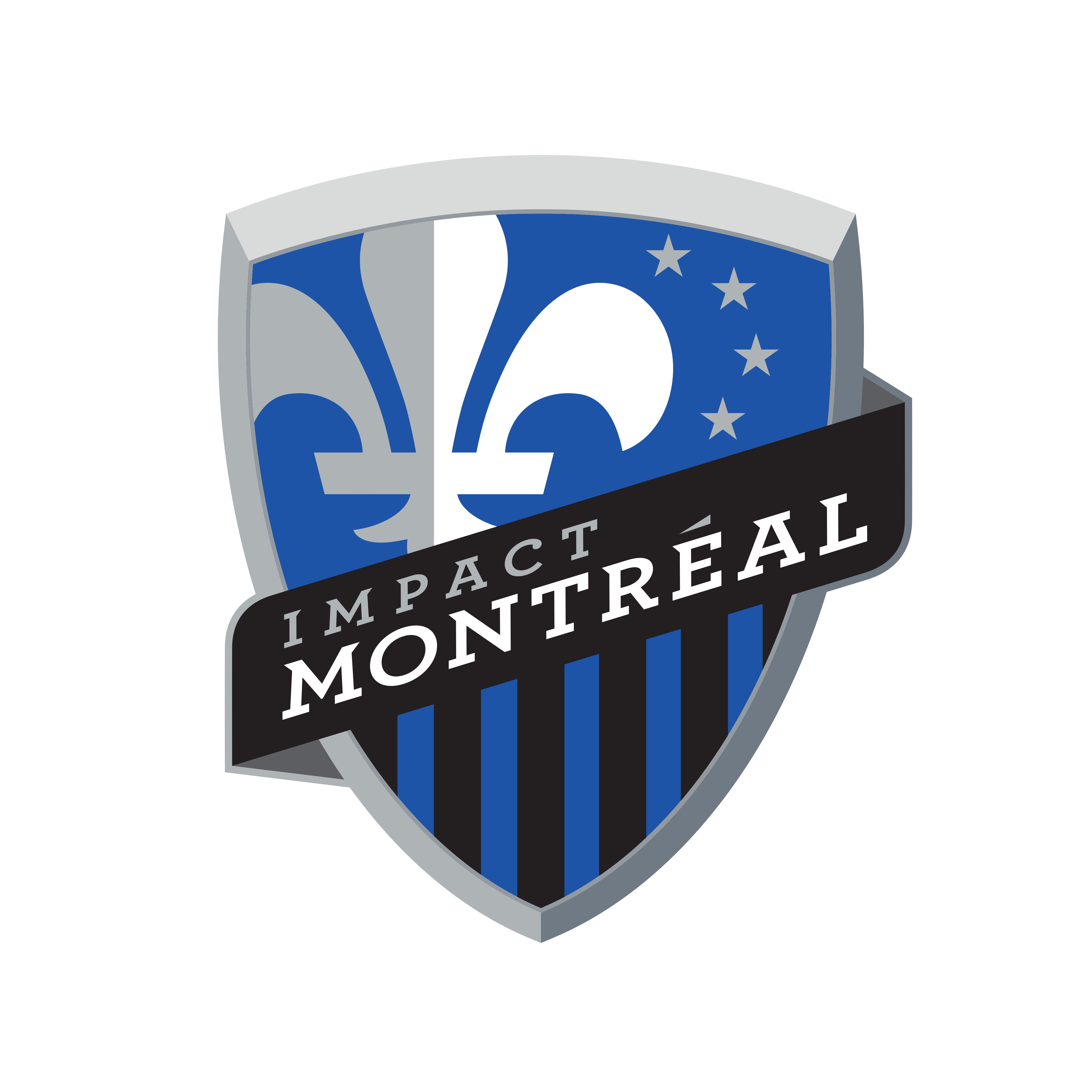 montreal impact logo 0 - Montreal Impact Logo