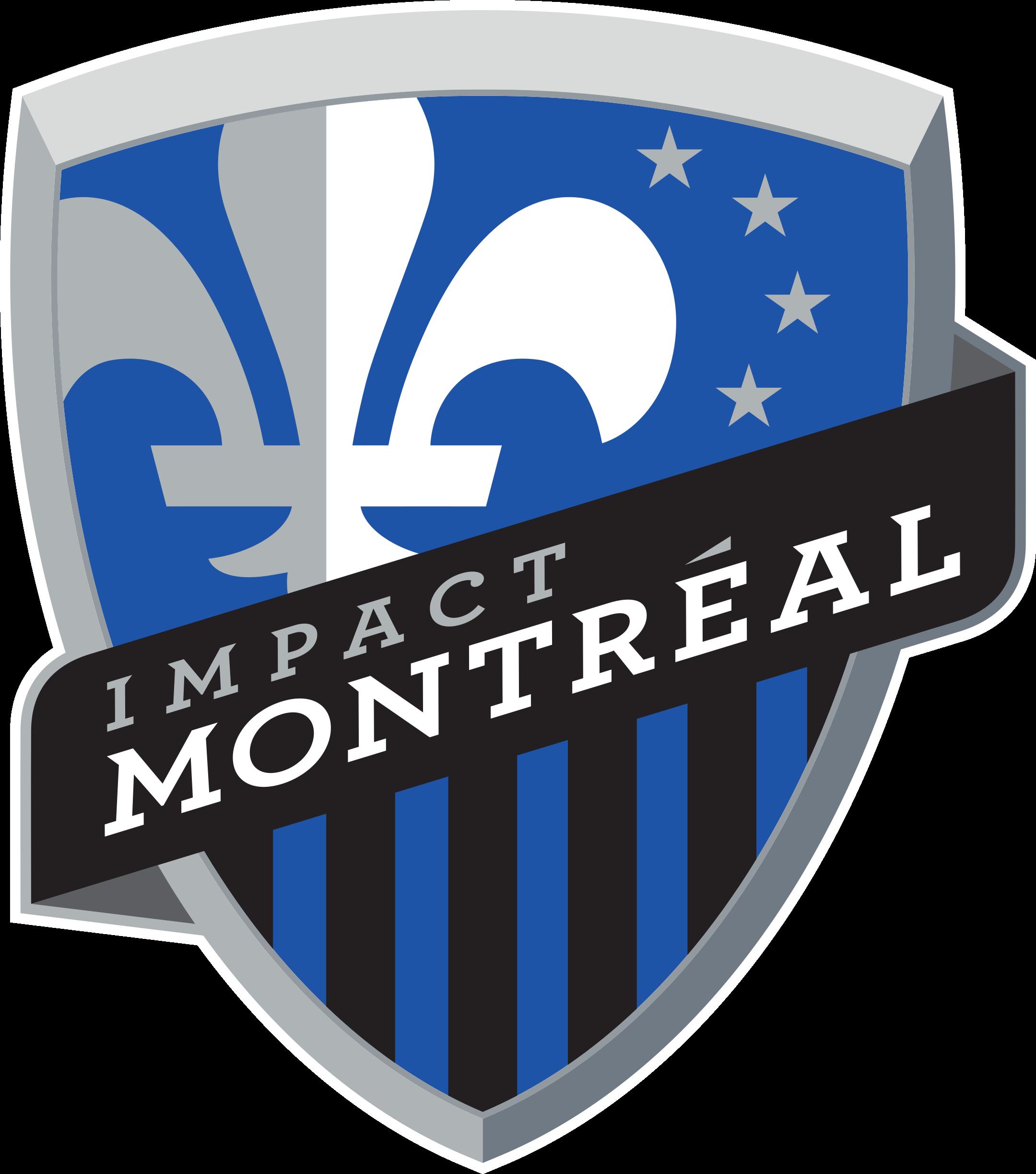montreal impact logo 1 - Montreal Impact Logo