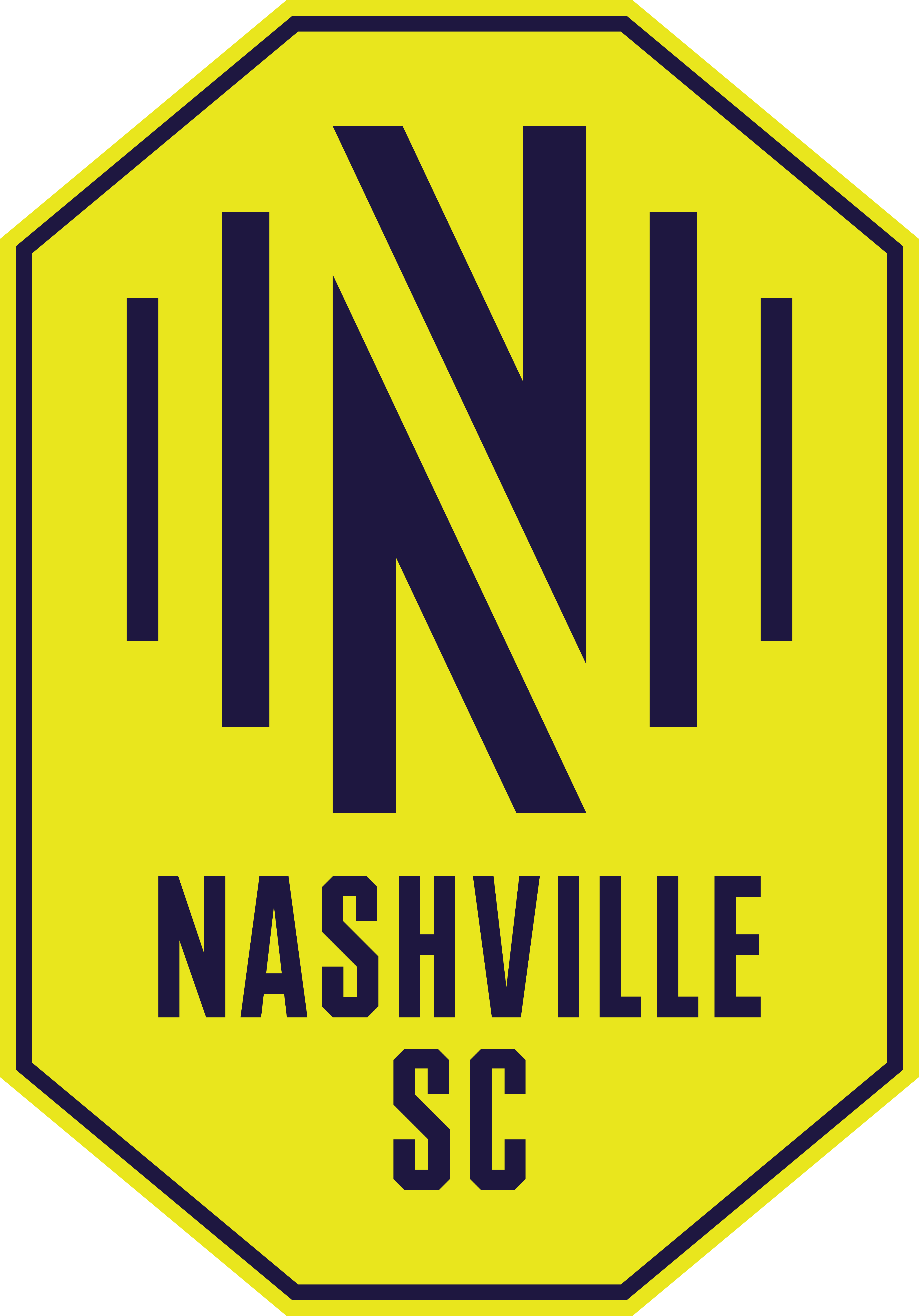 Nashville Soccer Club logo.