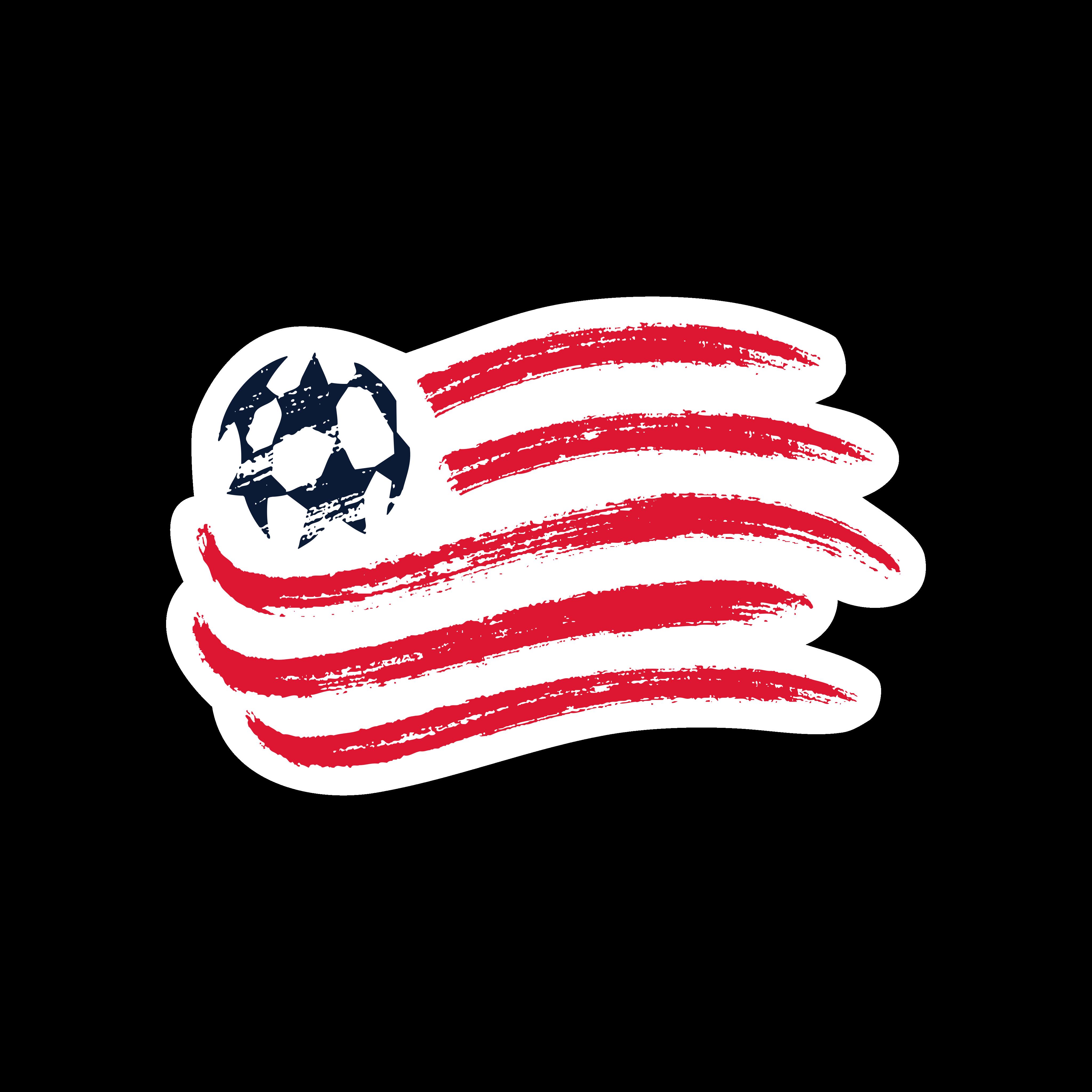 new england revolution logo 0 - New England Revolution Logo