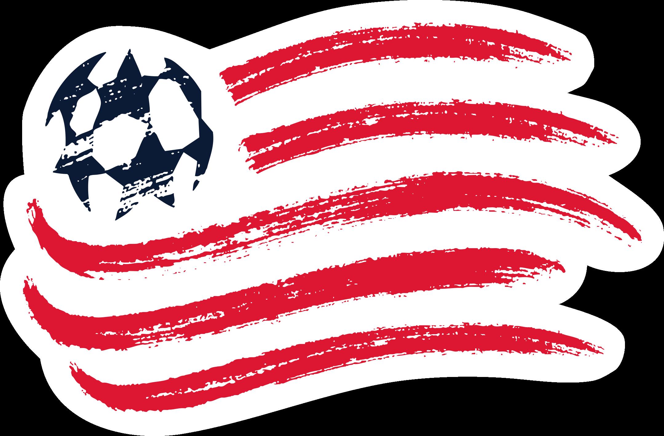 new england revolution logo 1 - New England Revolution Logo