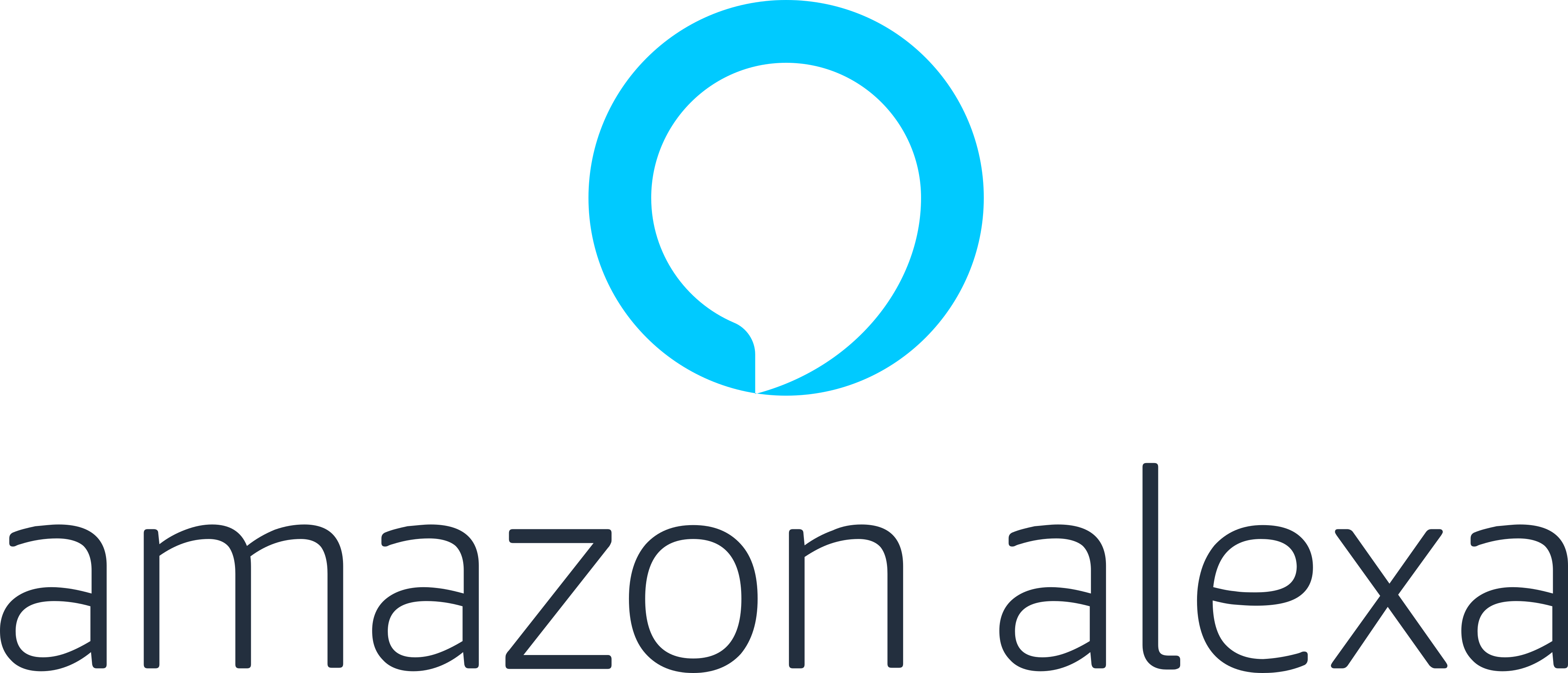 amazon alexa logo 1 - Amazon Alexa Logo