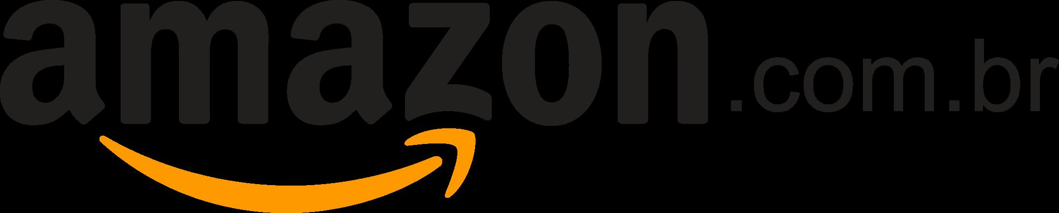amazon com br logo 1 - Amazon.com.br Logo