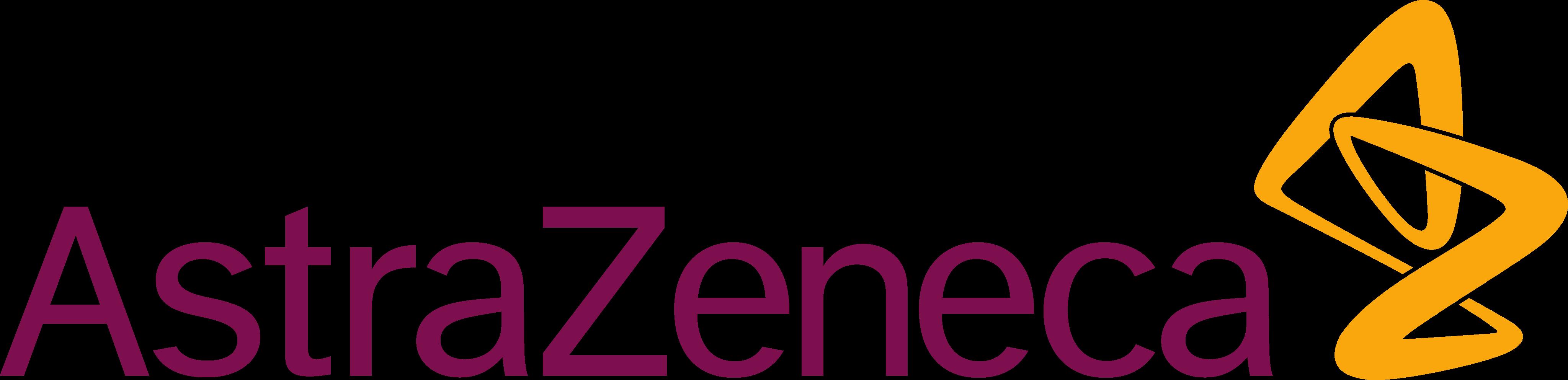 AstraZeneca Logo.