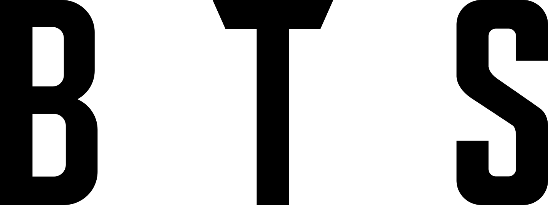 bts logo 3 - BTS Logo