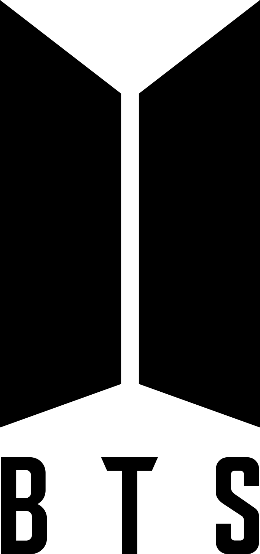 bts logo 4 - BTS Logo