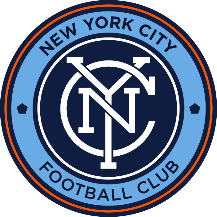 new york city fc logo 3 - New York City FC Logo