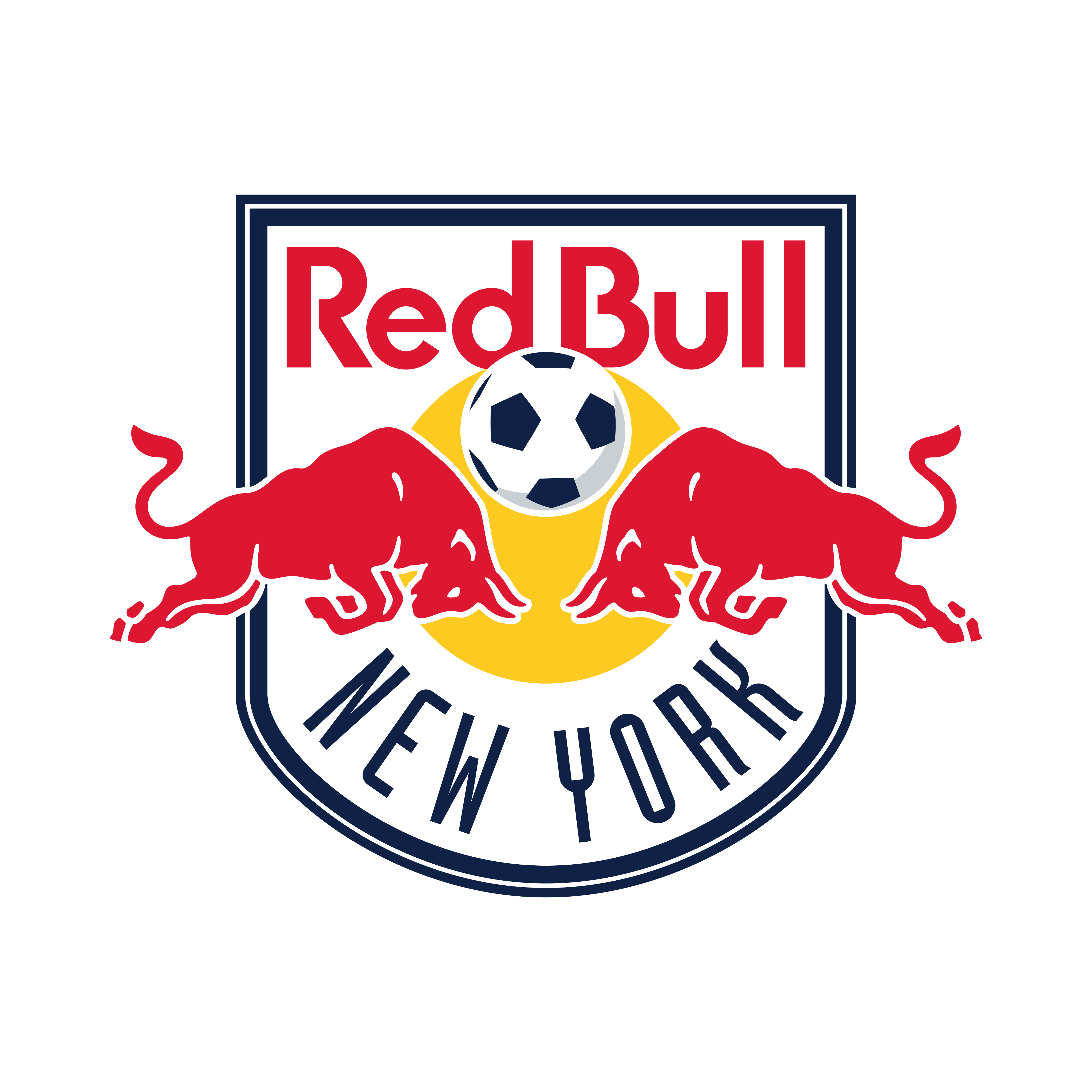 new york red bulls logo 0 - New York Red Bulls Logo