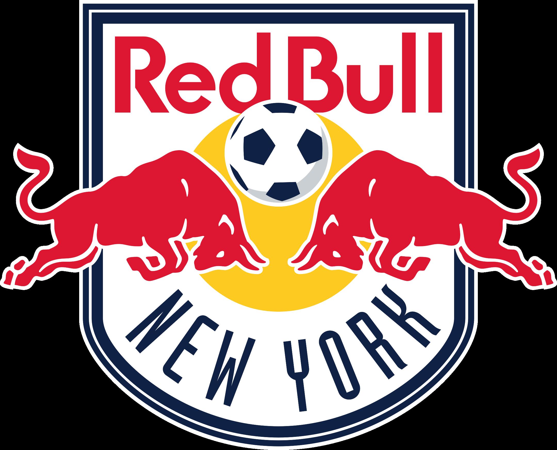 new york red bulls logo 1 - New York Red Bulls Logo