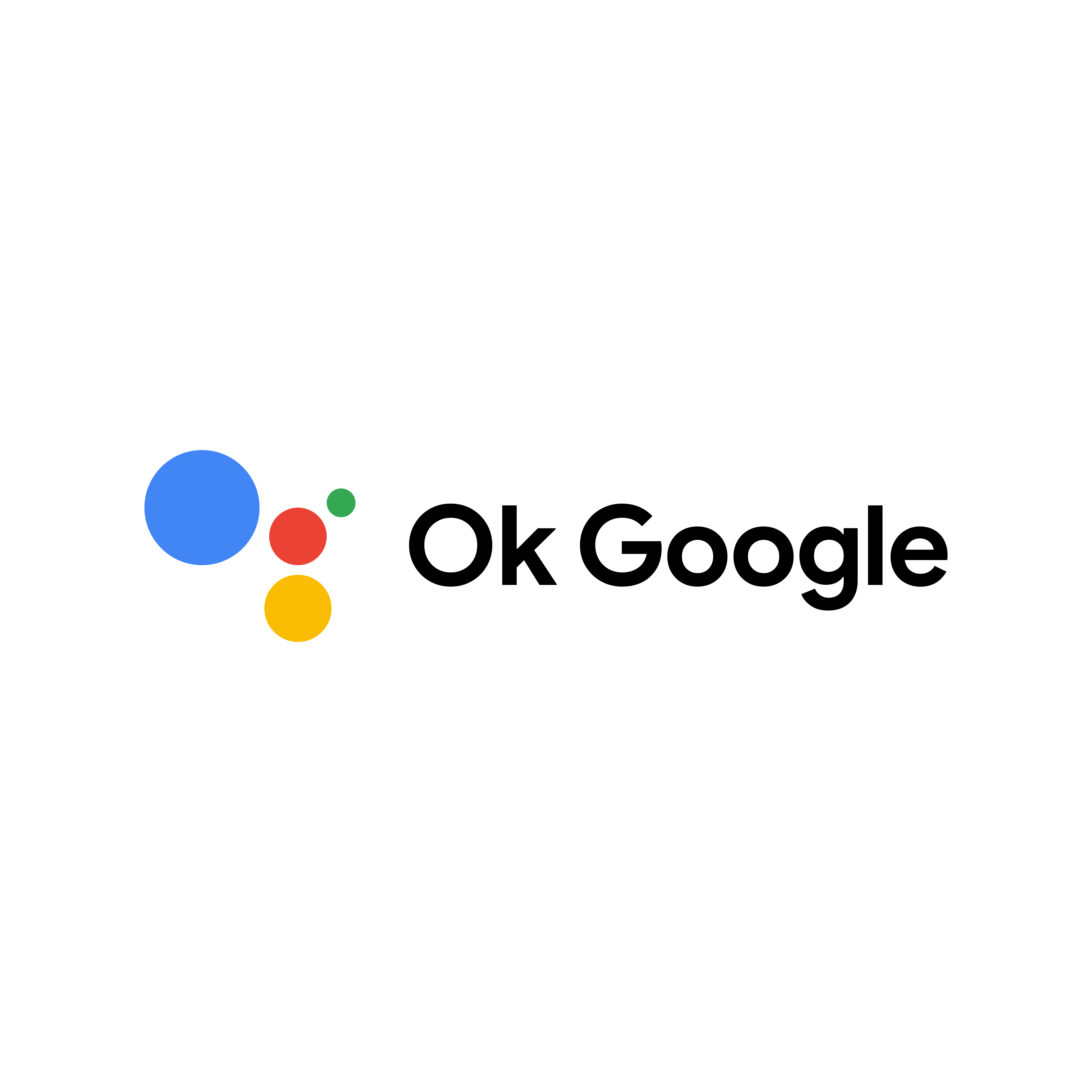 ok google logo 0 - Ok Google Logo