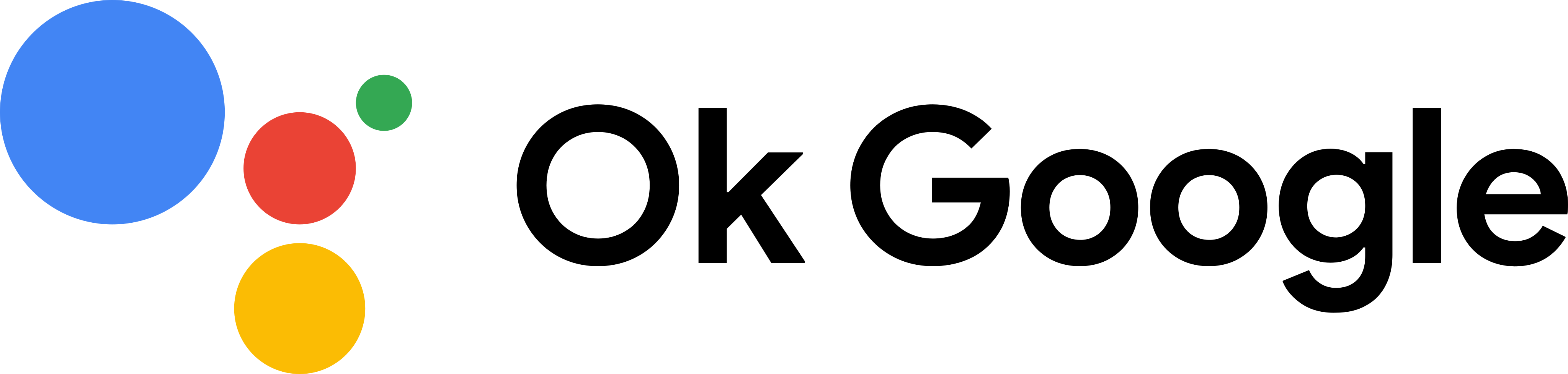 ok google logo - Ok Google Logo
