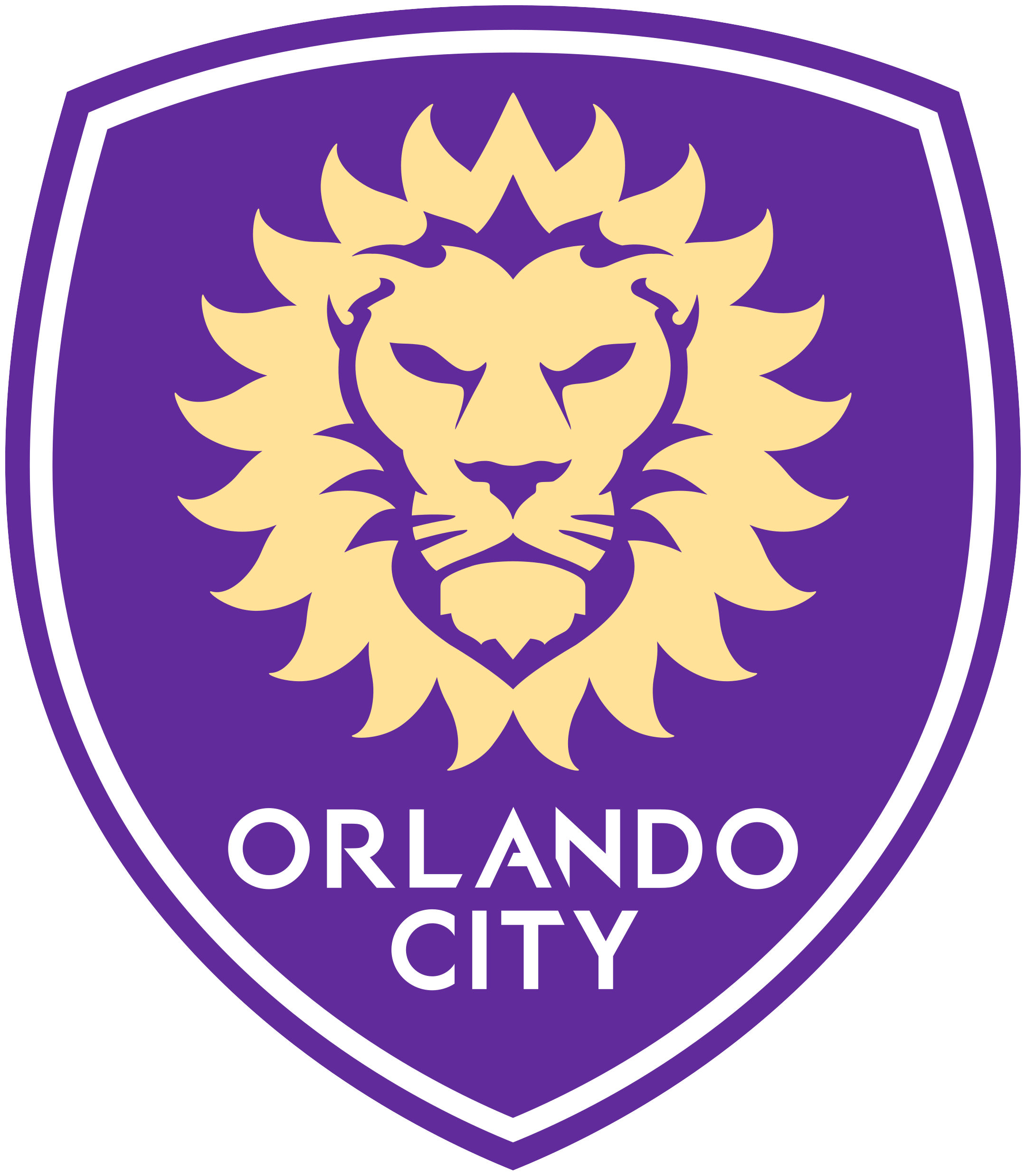orlando city sc logo 1 - Orlando City SC Logo