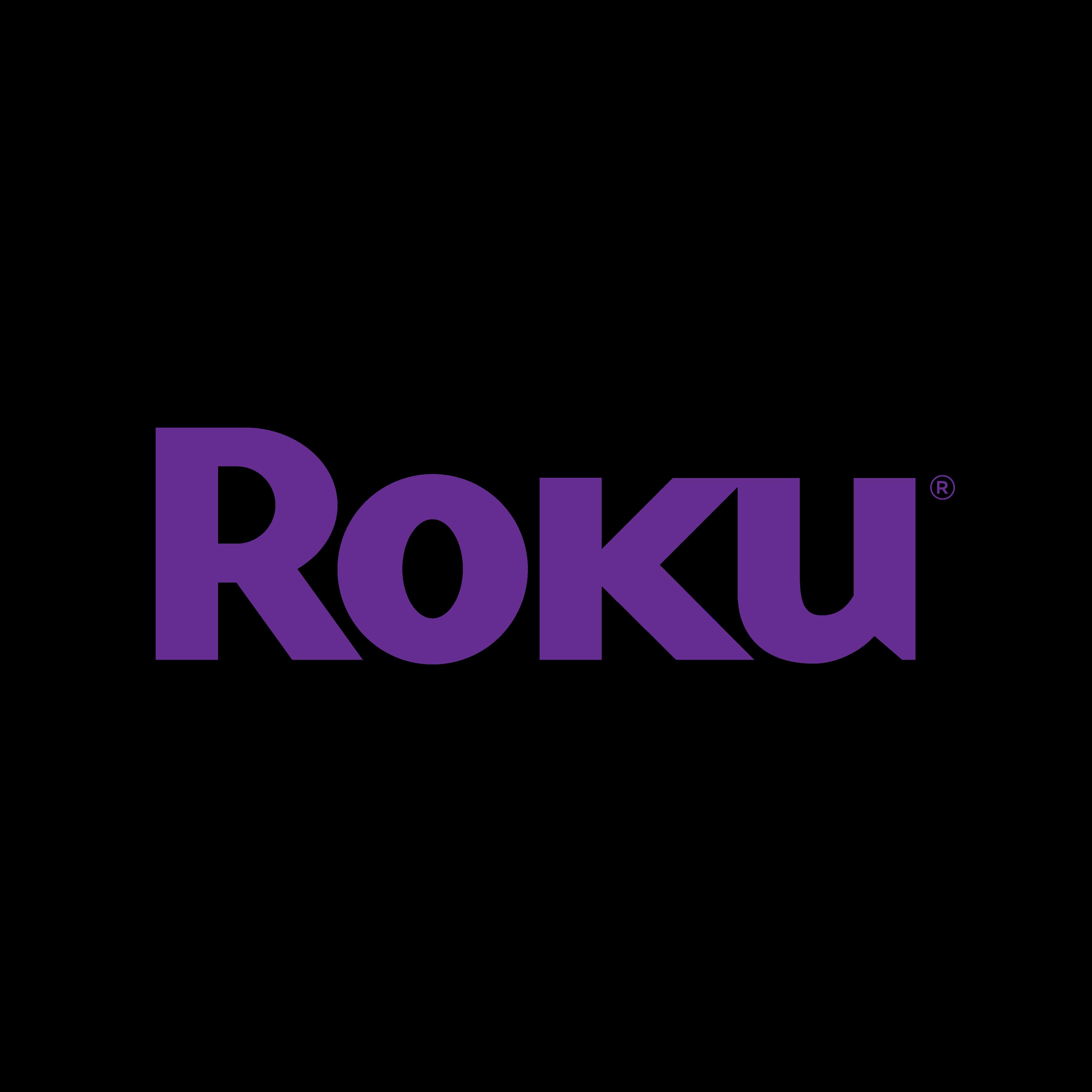 roku logo 0 - Roku Logo