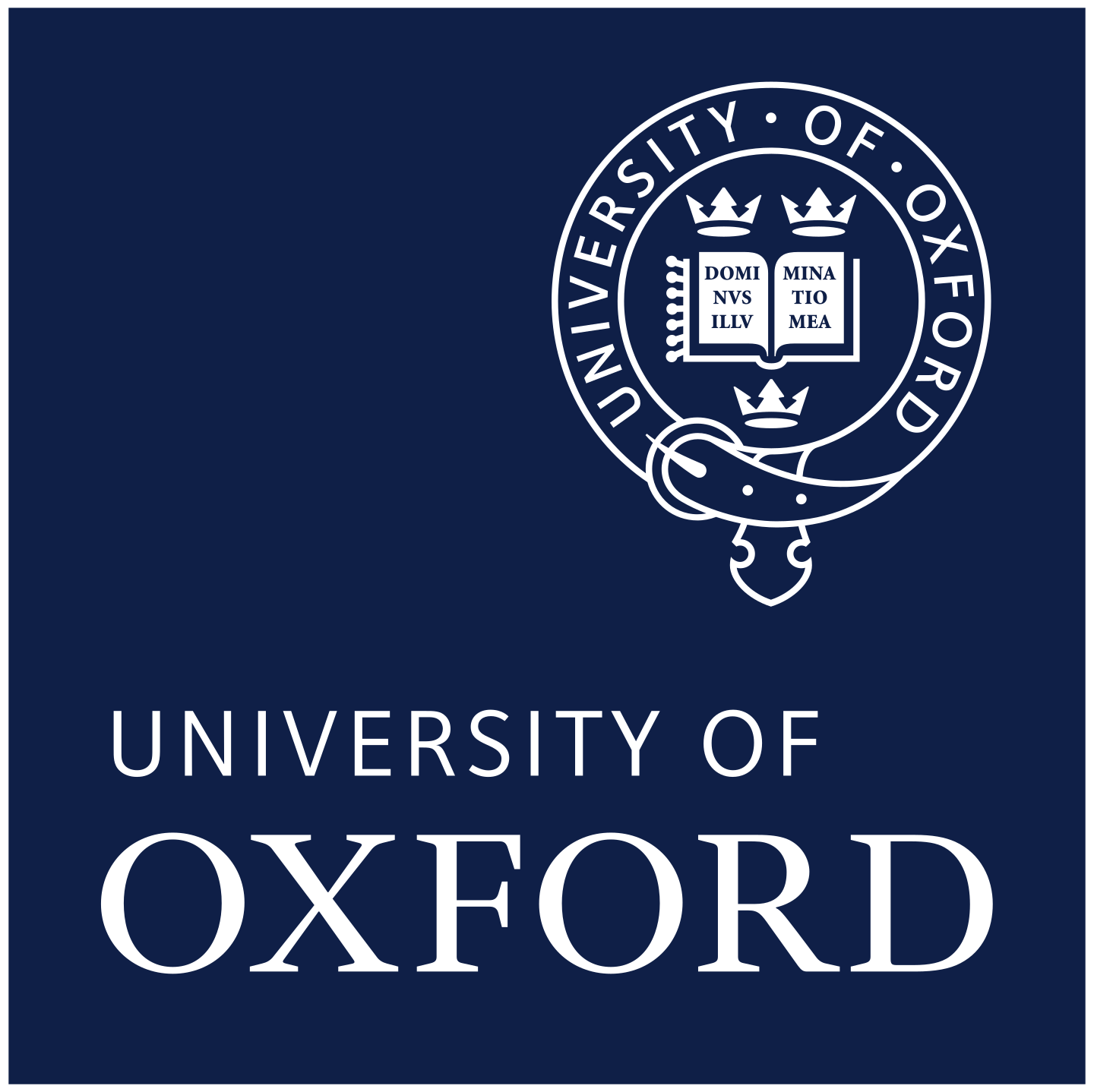 university of oxford logo 3 - Universidad de Oxford Logo