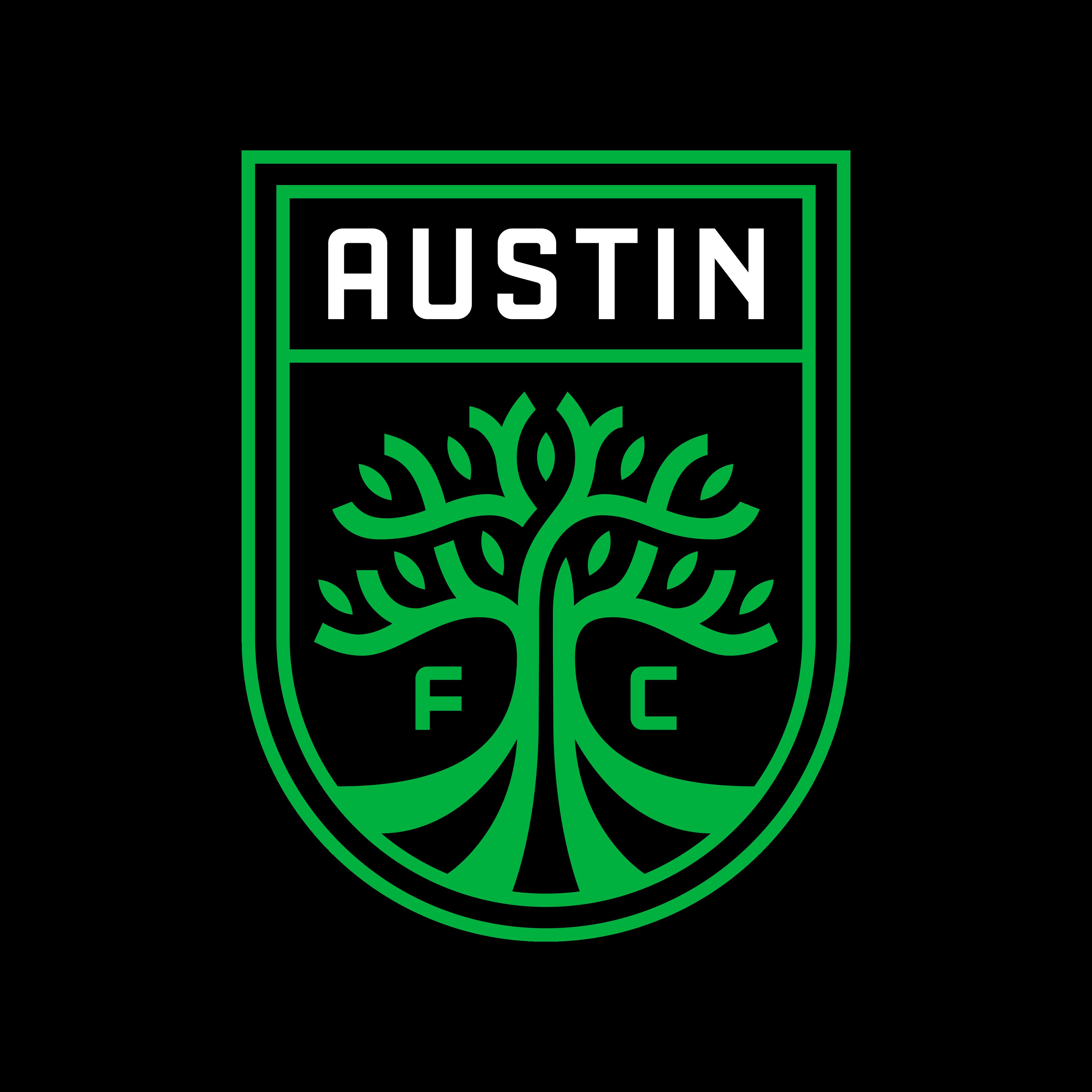 austin fc logo 0 - Austin FC Logo