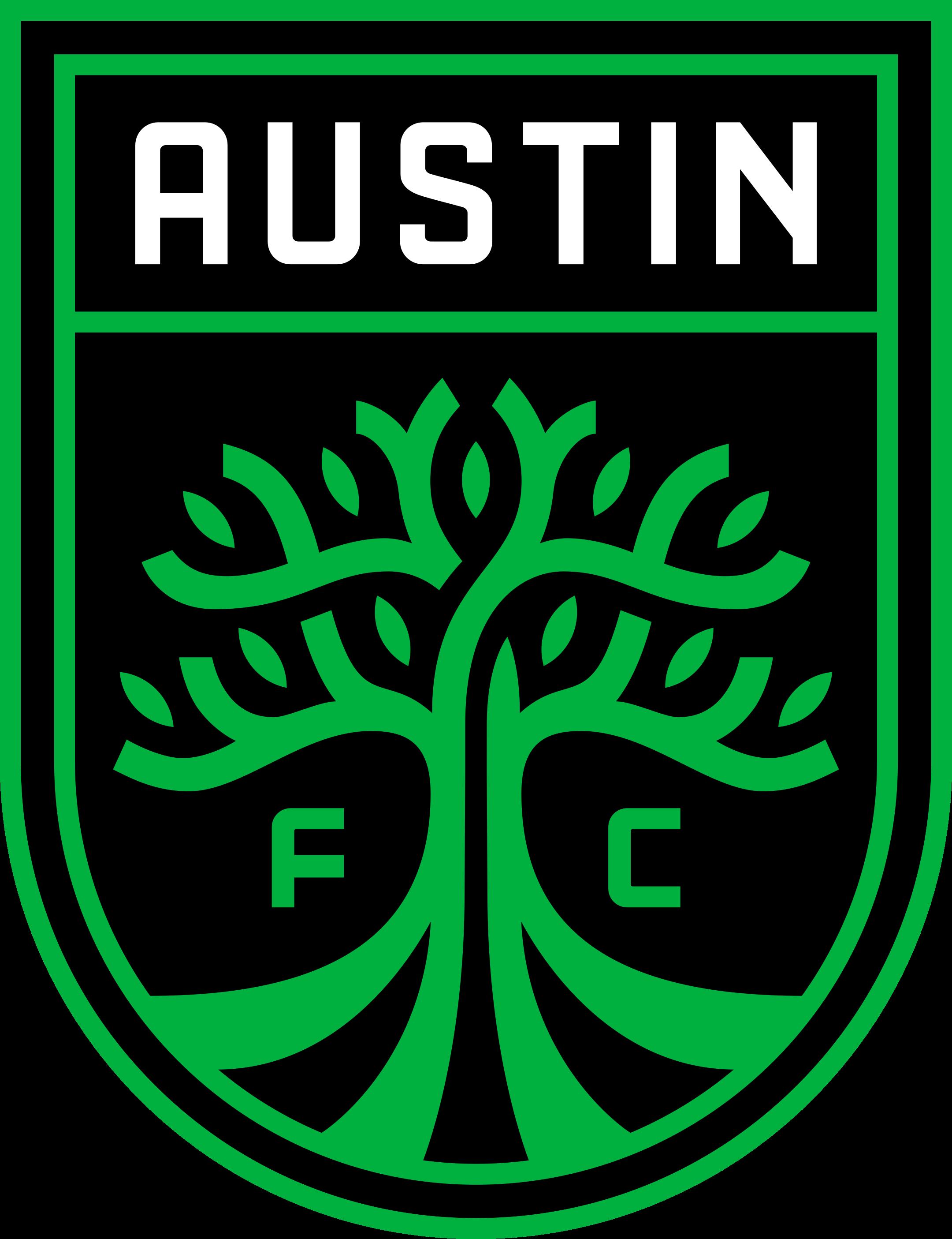 austin fc logo 1 - Austin FC Logo