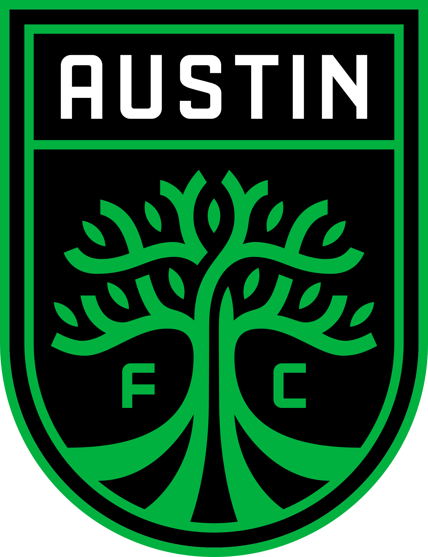 austin fc logo 2 - Austin FC Logo