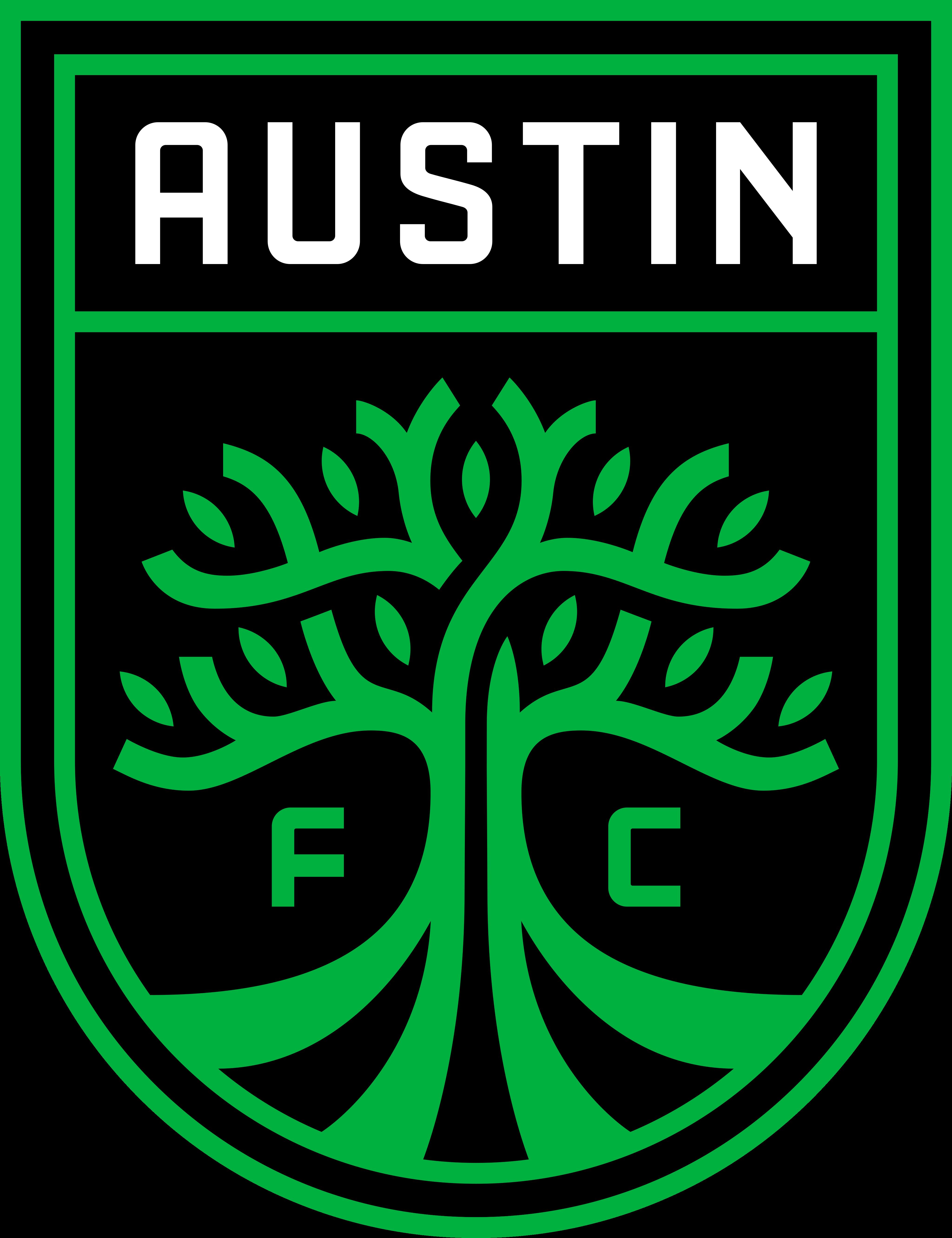 austin fc logo - Austin FC Logo